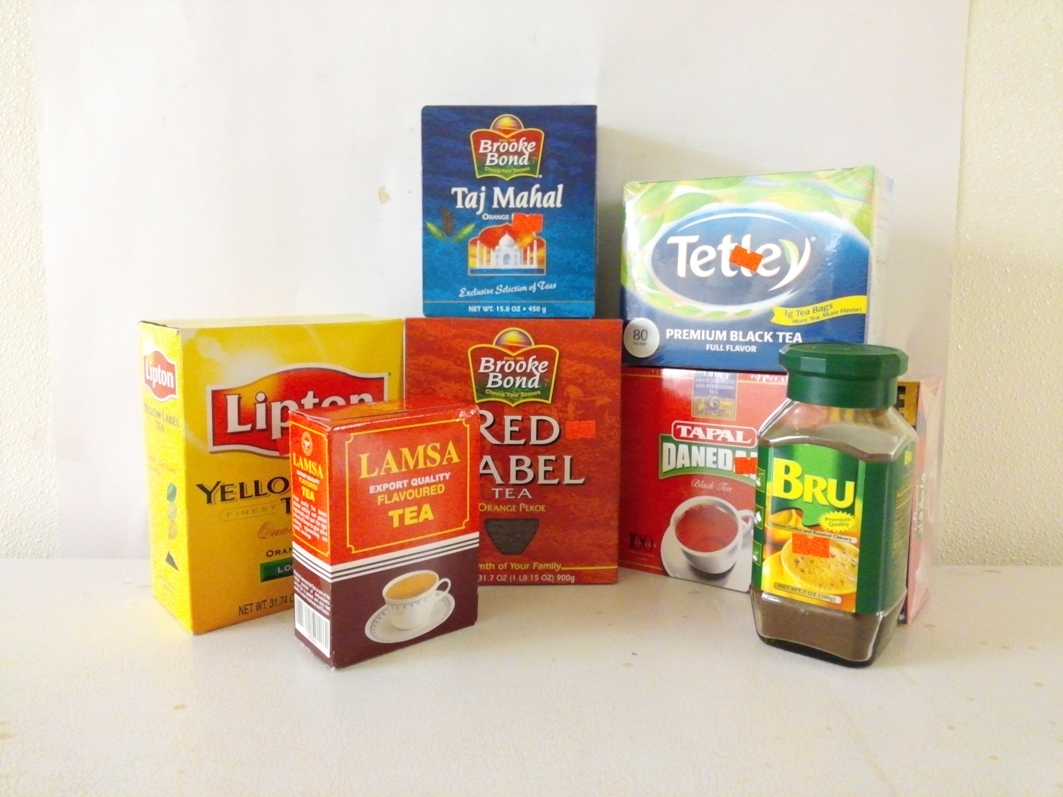 Tea / Coffee / Energy Drink Mix