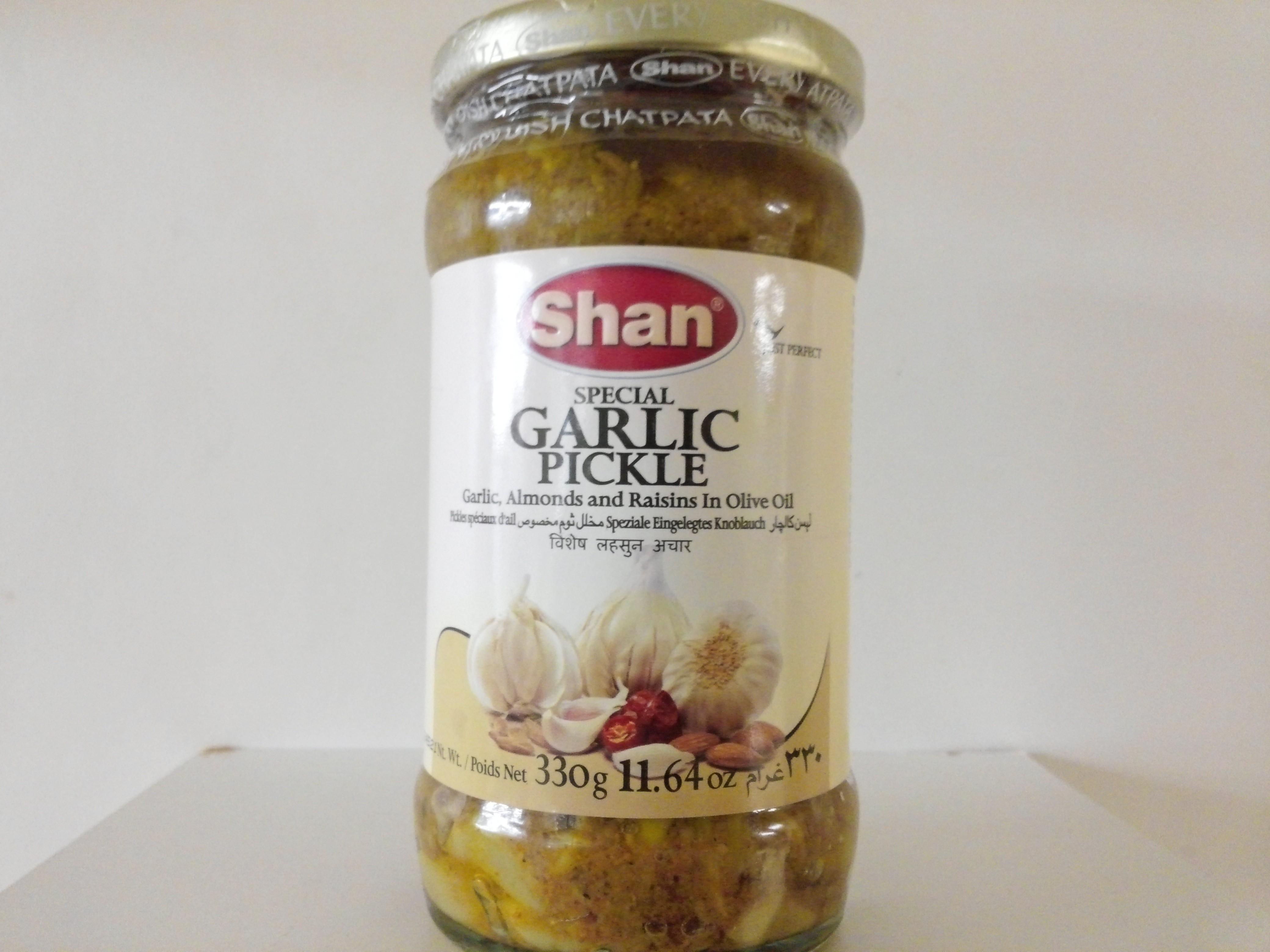 Shan Special Garlic Pickle 330 grm