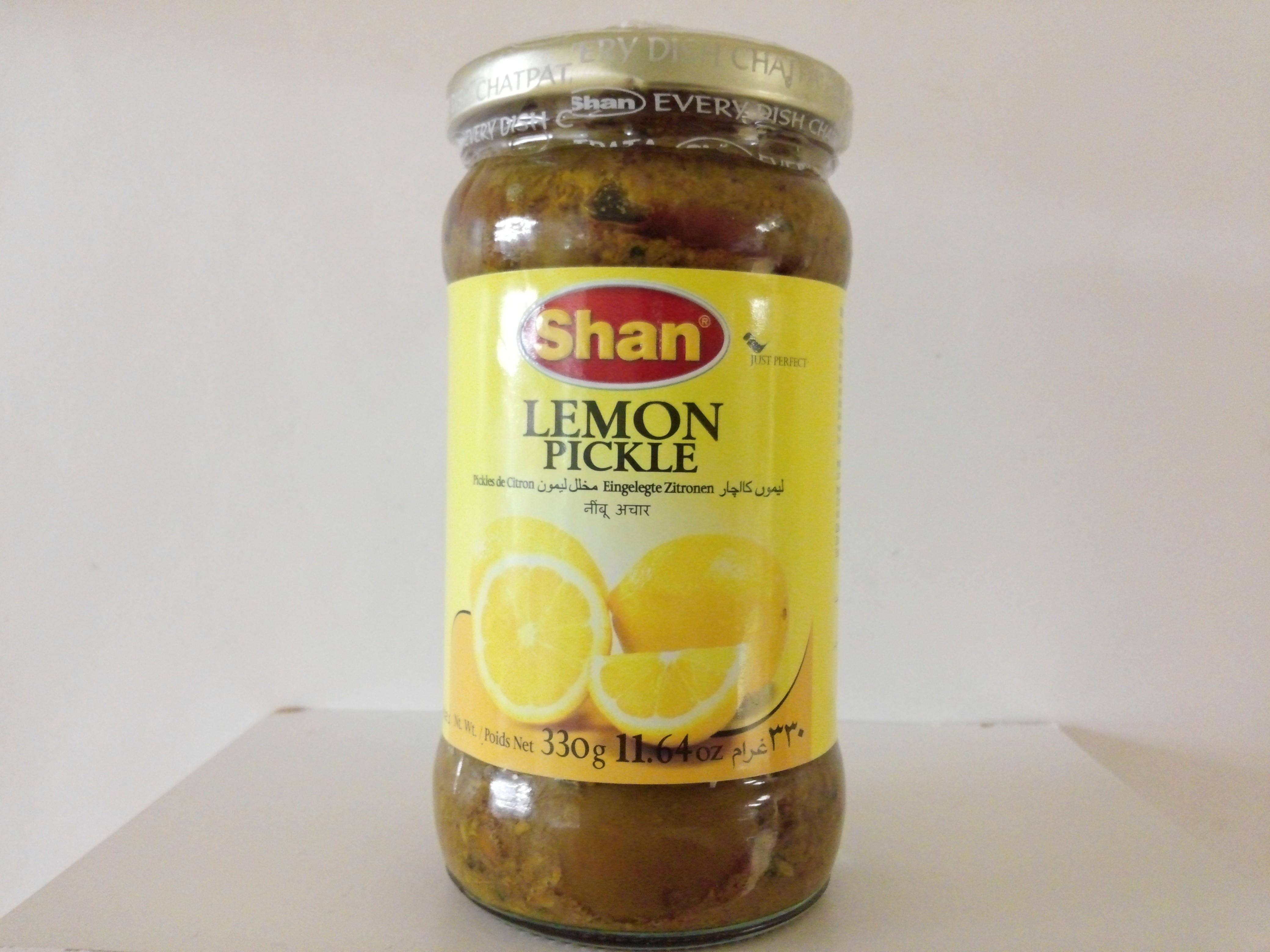 Shan Lemon Pickle 330 grm