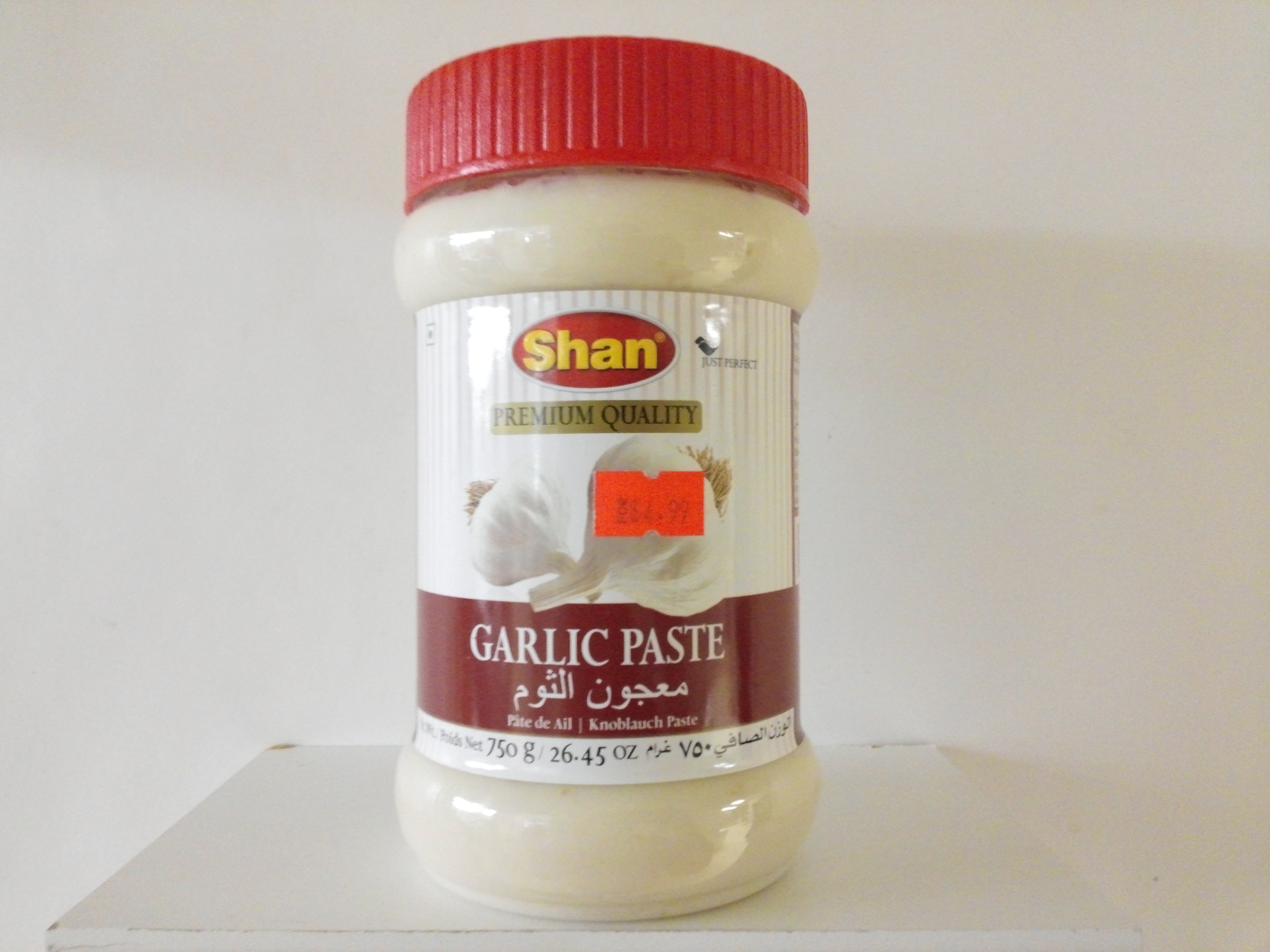 Shan Garlic Paste 750 grm