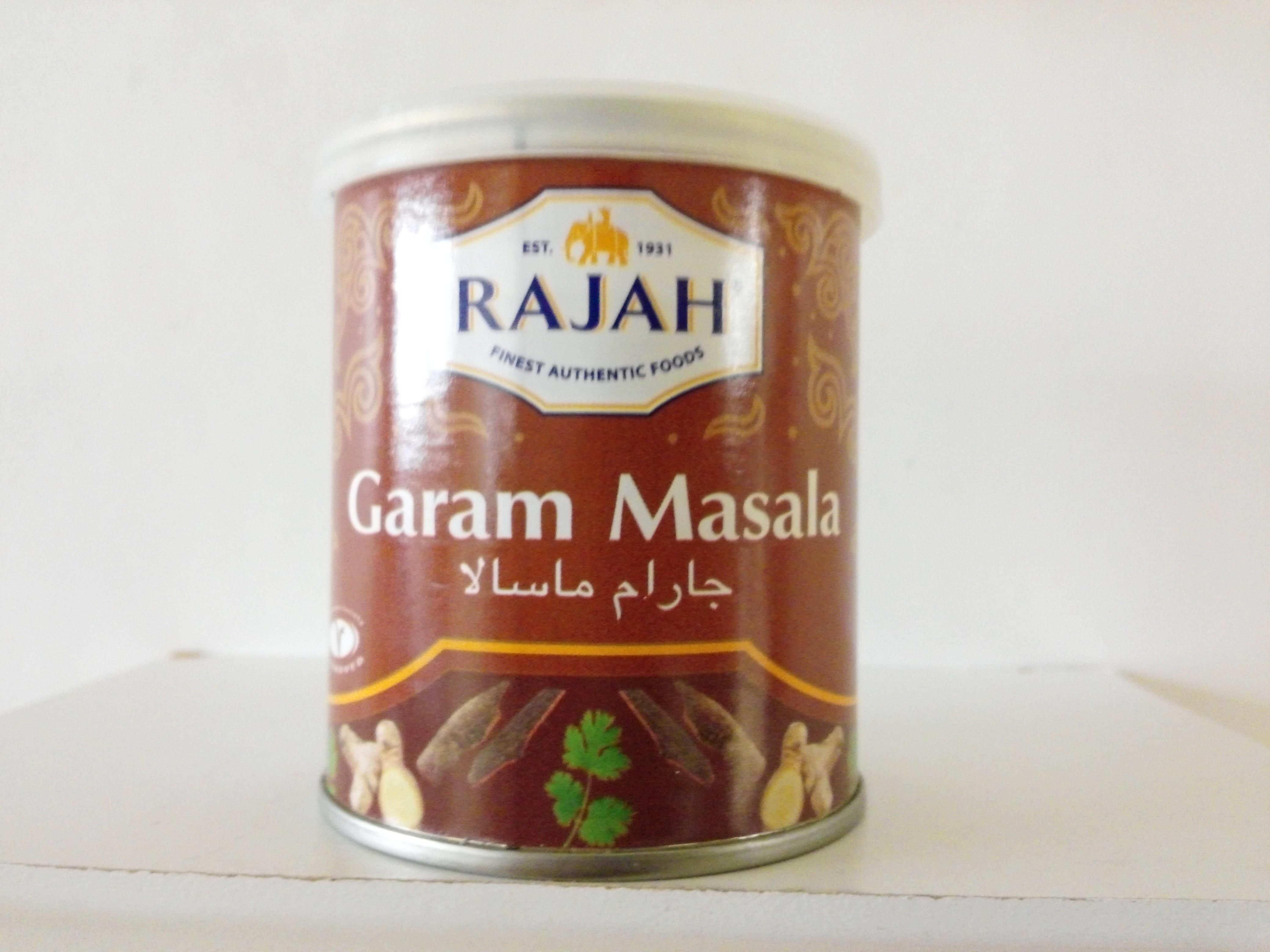Rajah Garam Masala Powder 100 grm