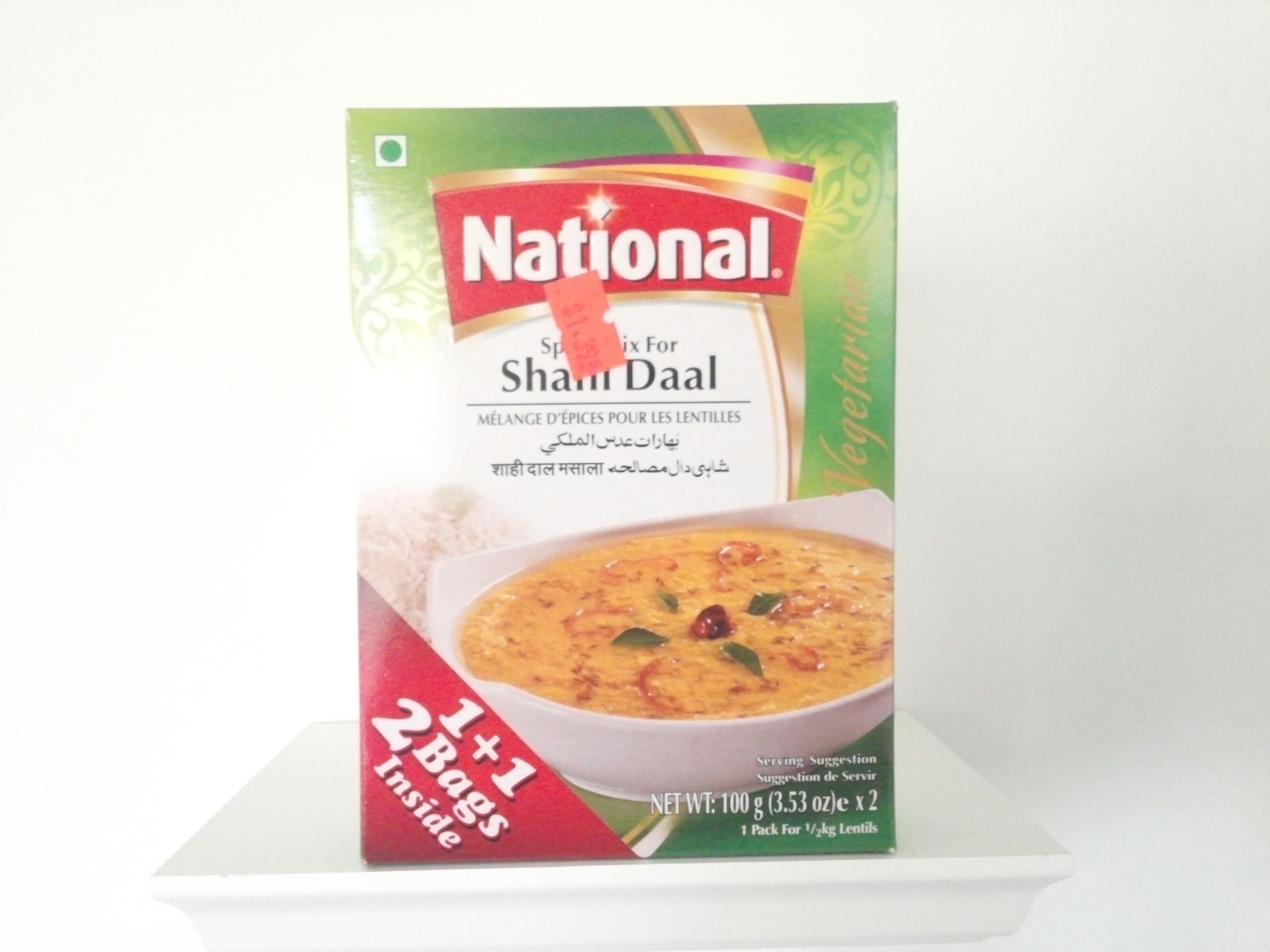 National Shahi Daal Spice Mix 200 grm