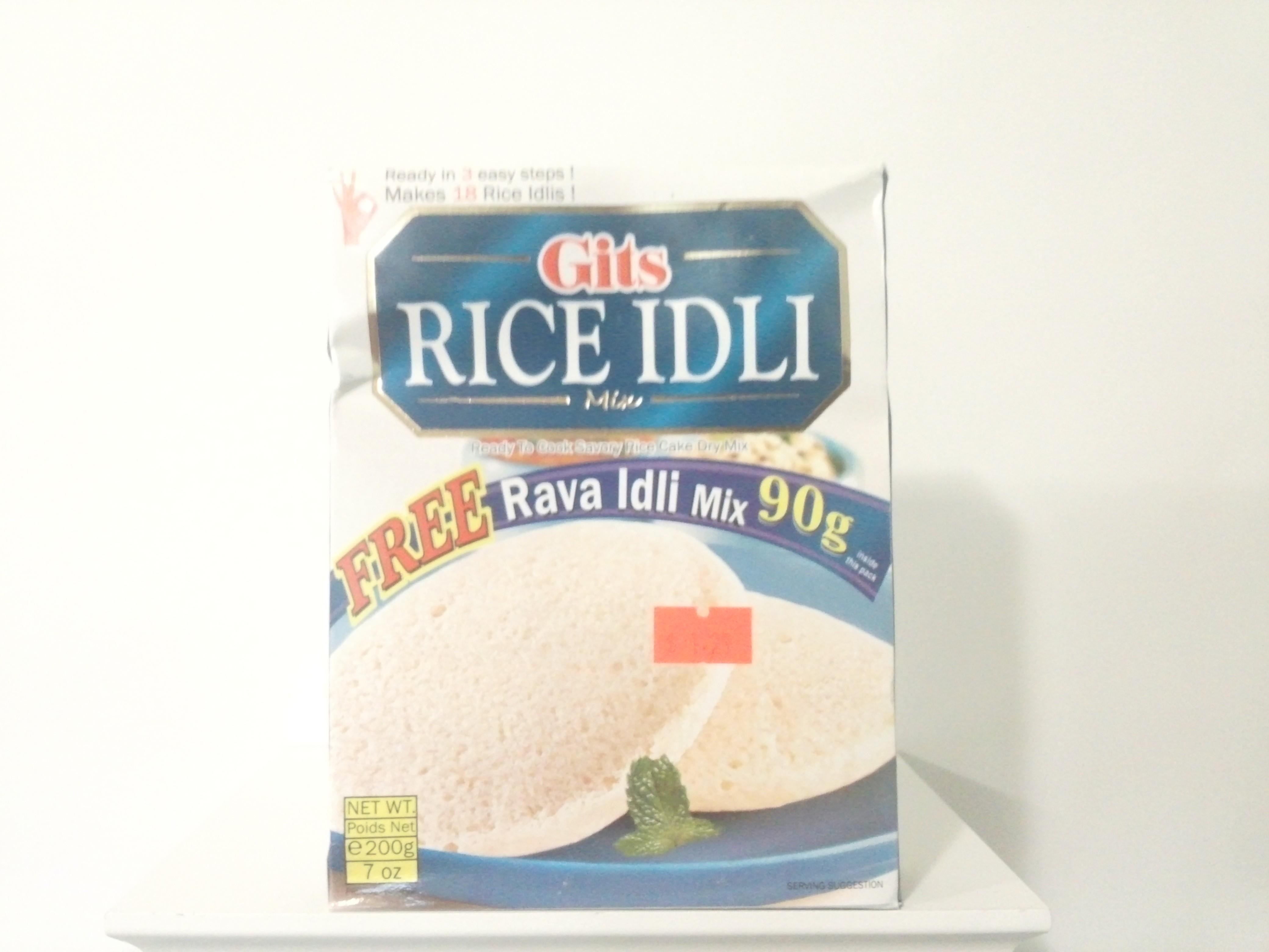 Gits Rice Idli Mix 200 grm