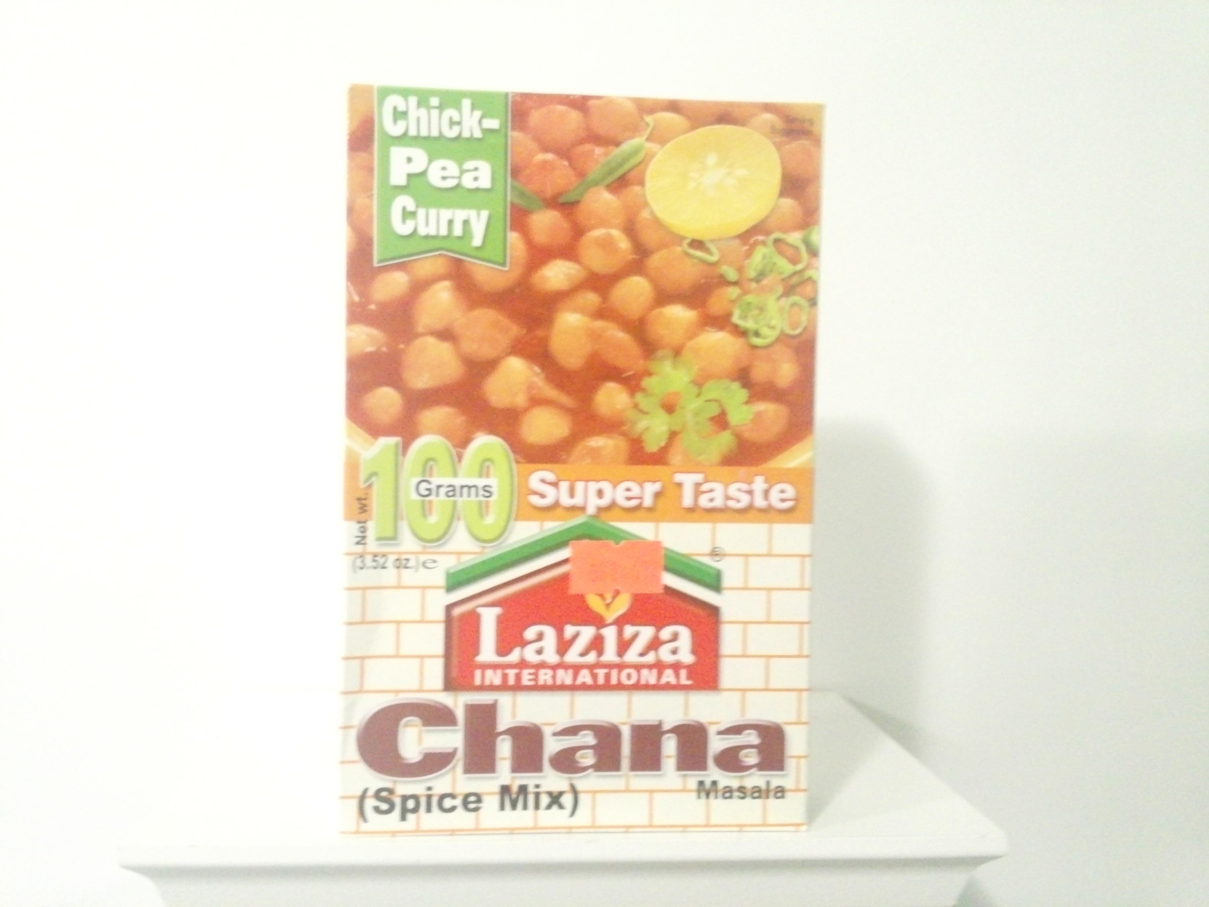 Laziza Chana Spice Mix 100 grm