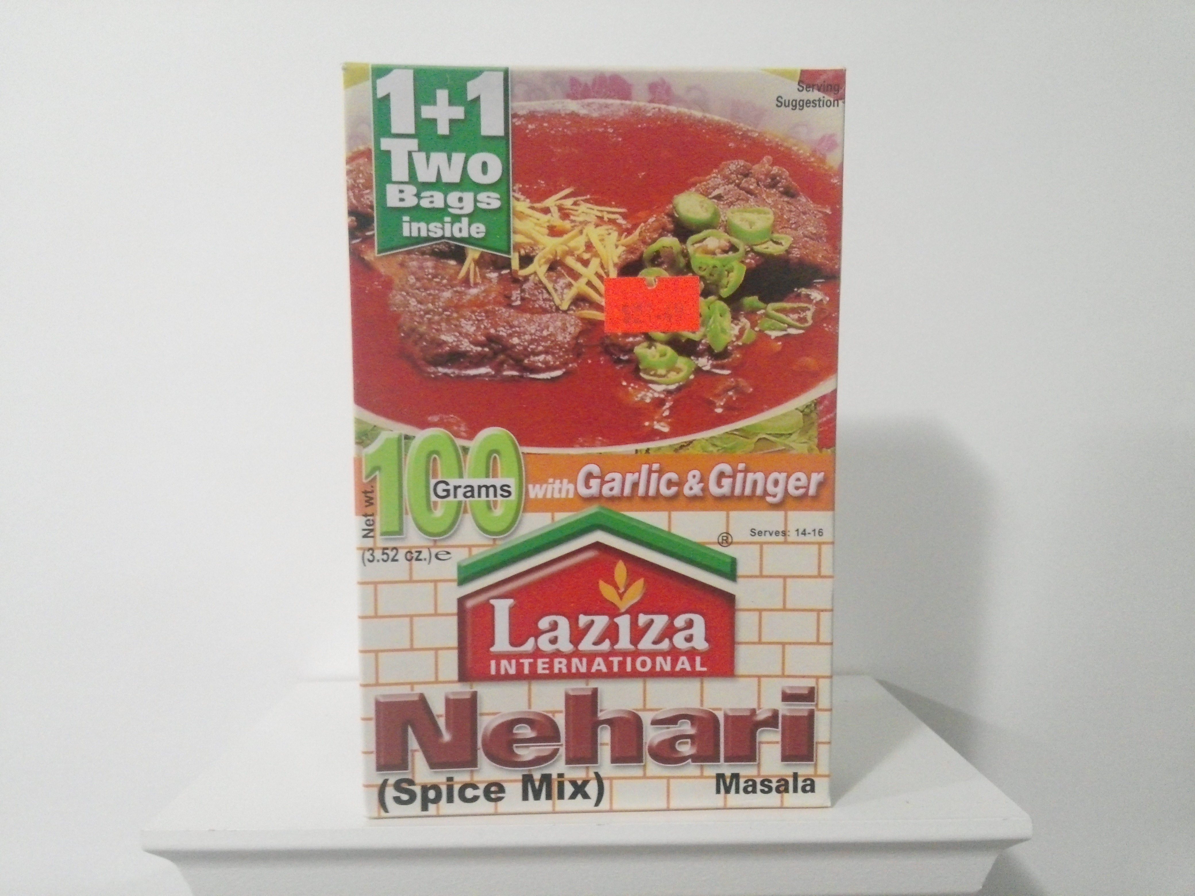 Laziza Nehari Spice Mix 100 grm