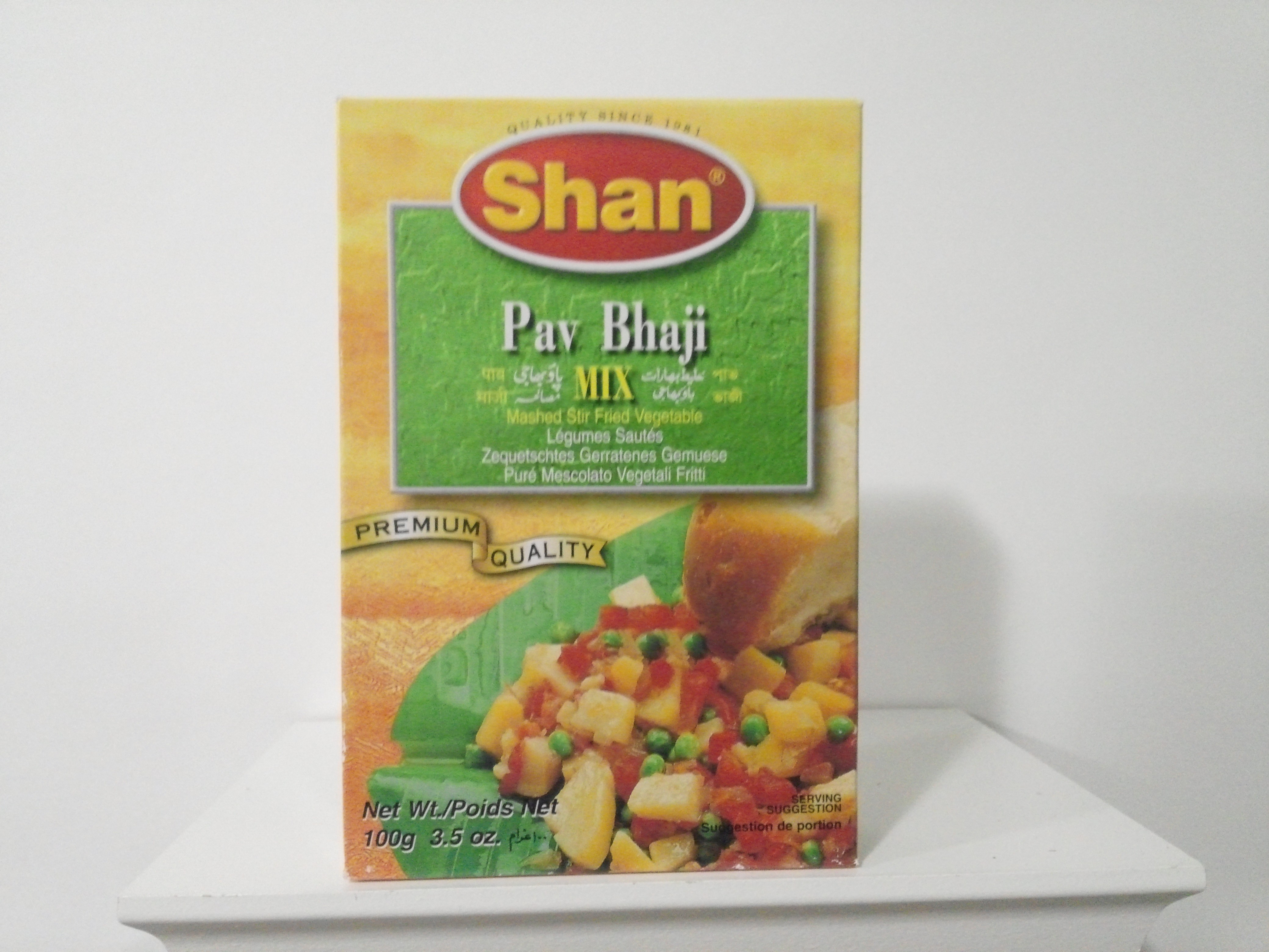 Shan Pav Bhaji Spice Mix 100 grm