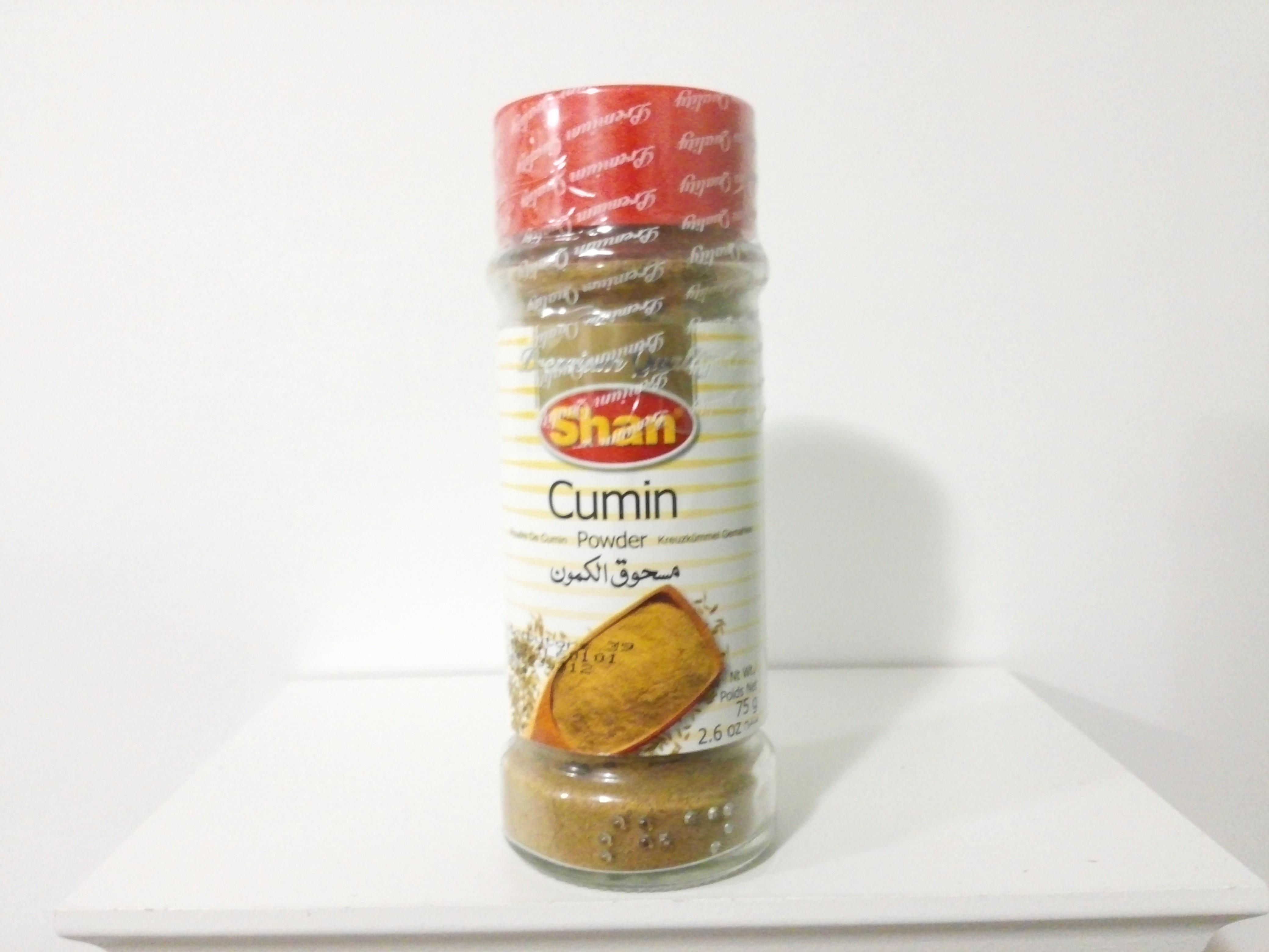 Shan Shaker-Cumin Powder 75 grm
