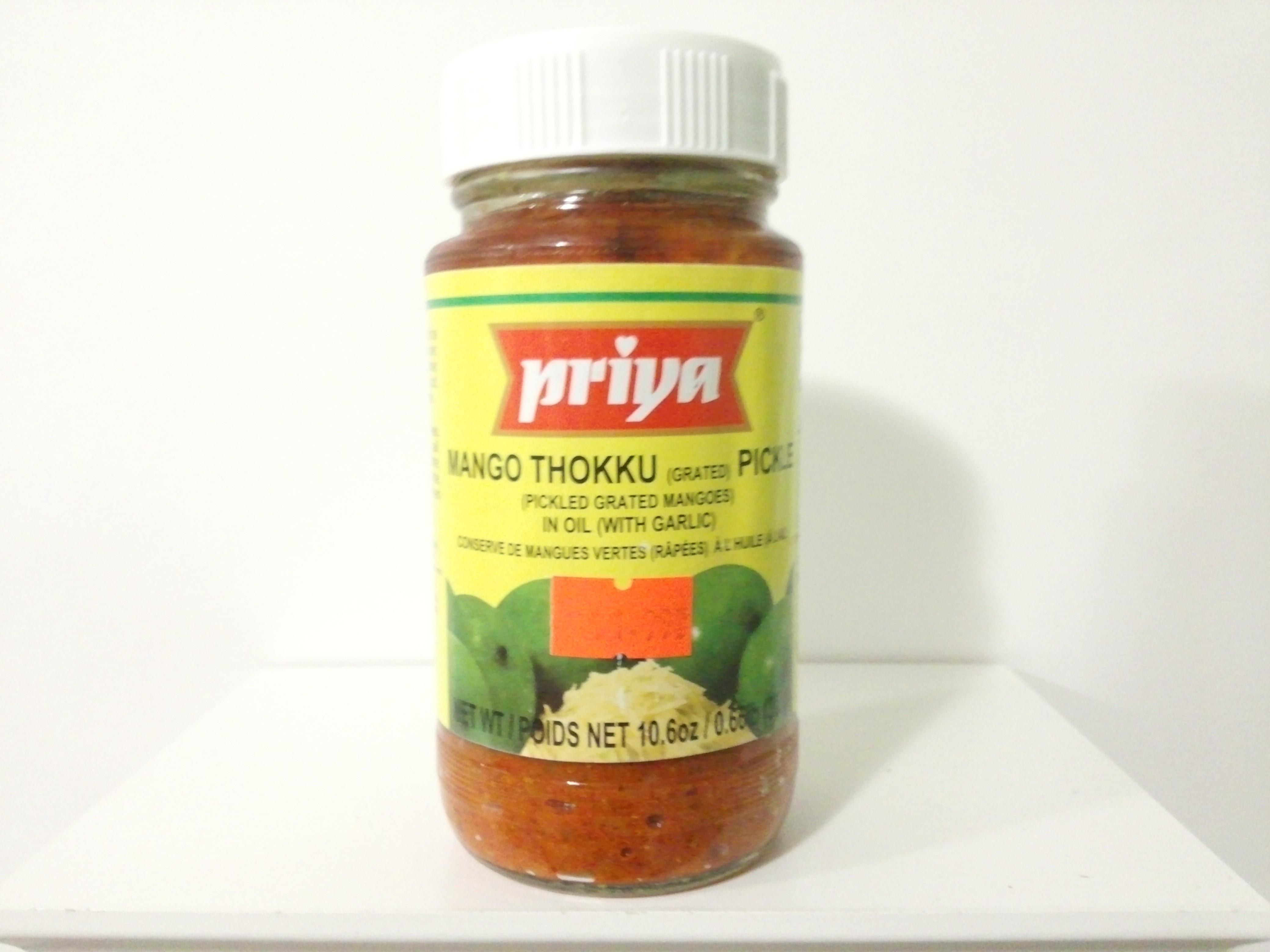 Priya Mango Thoko Pickle 300 grm