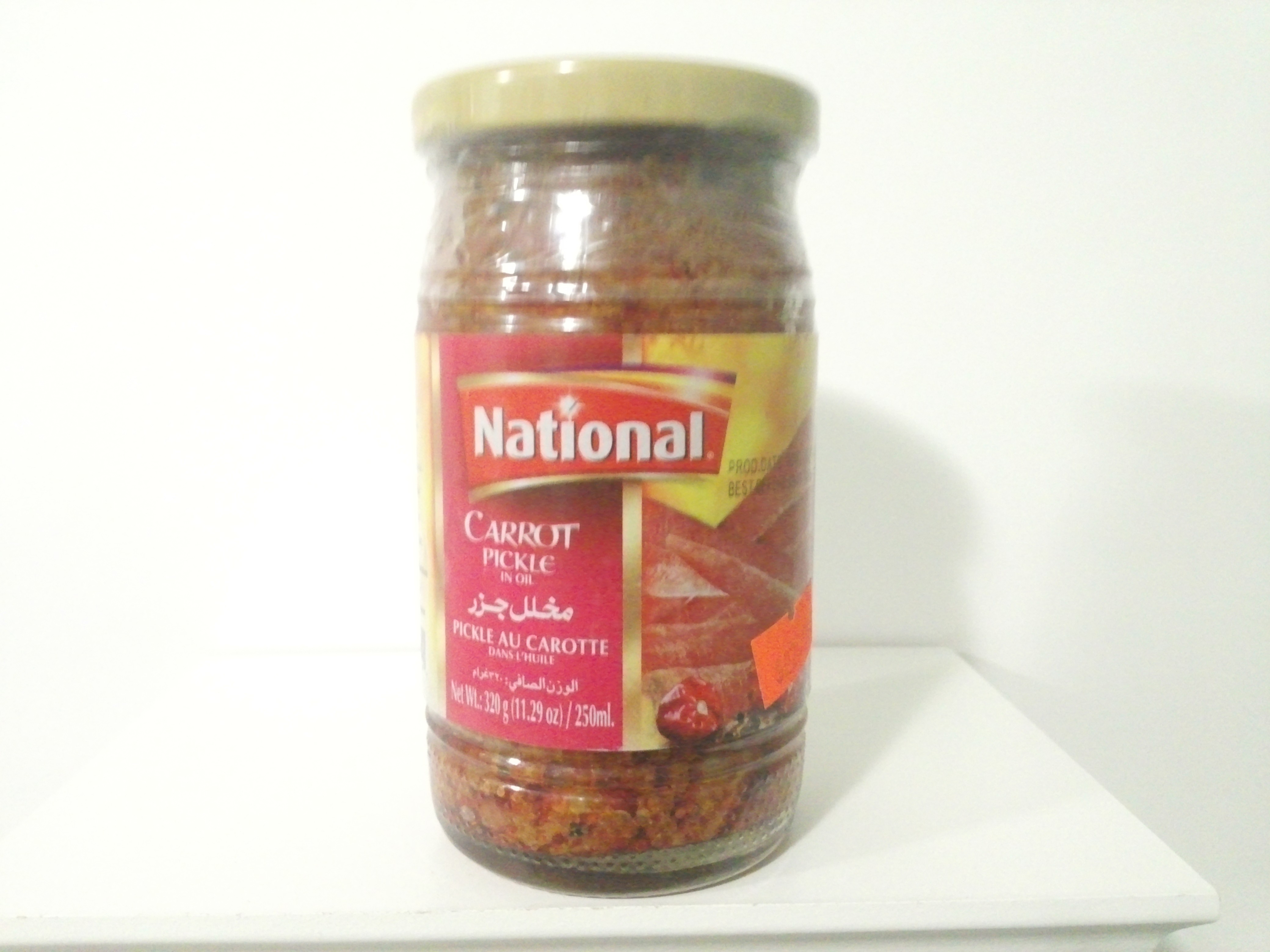 National Carrot Pickle 320 grm