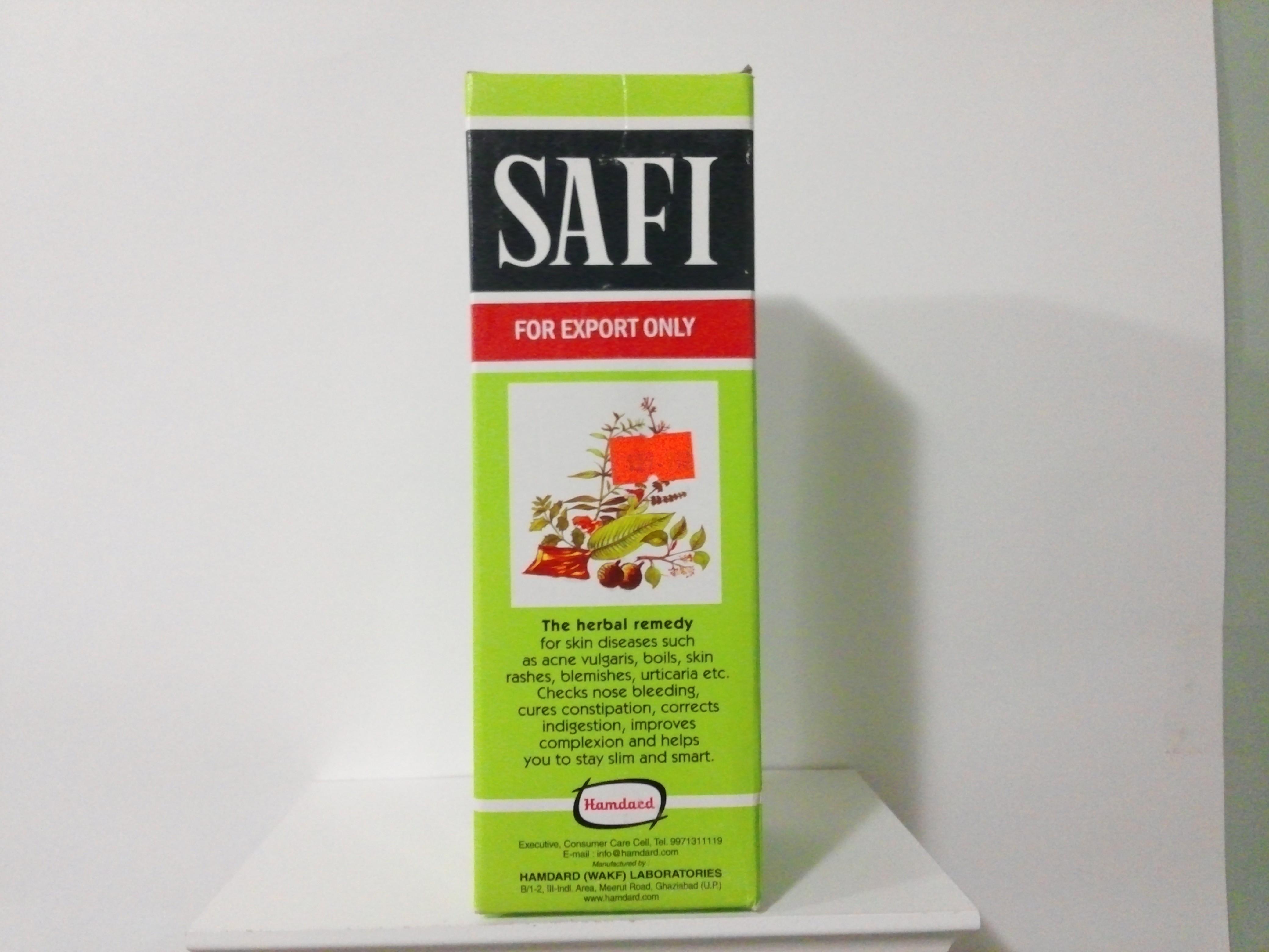 Hamdard's Safi 200 ml