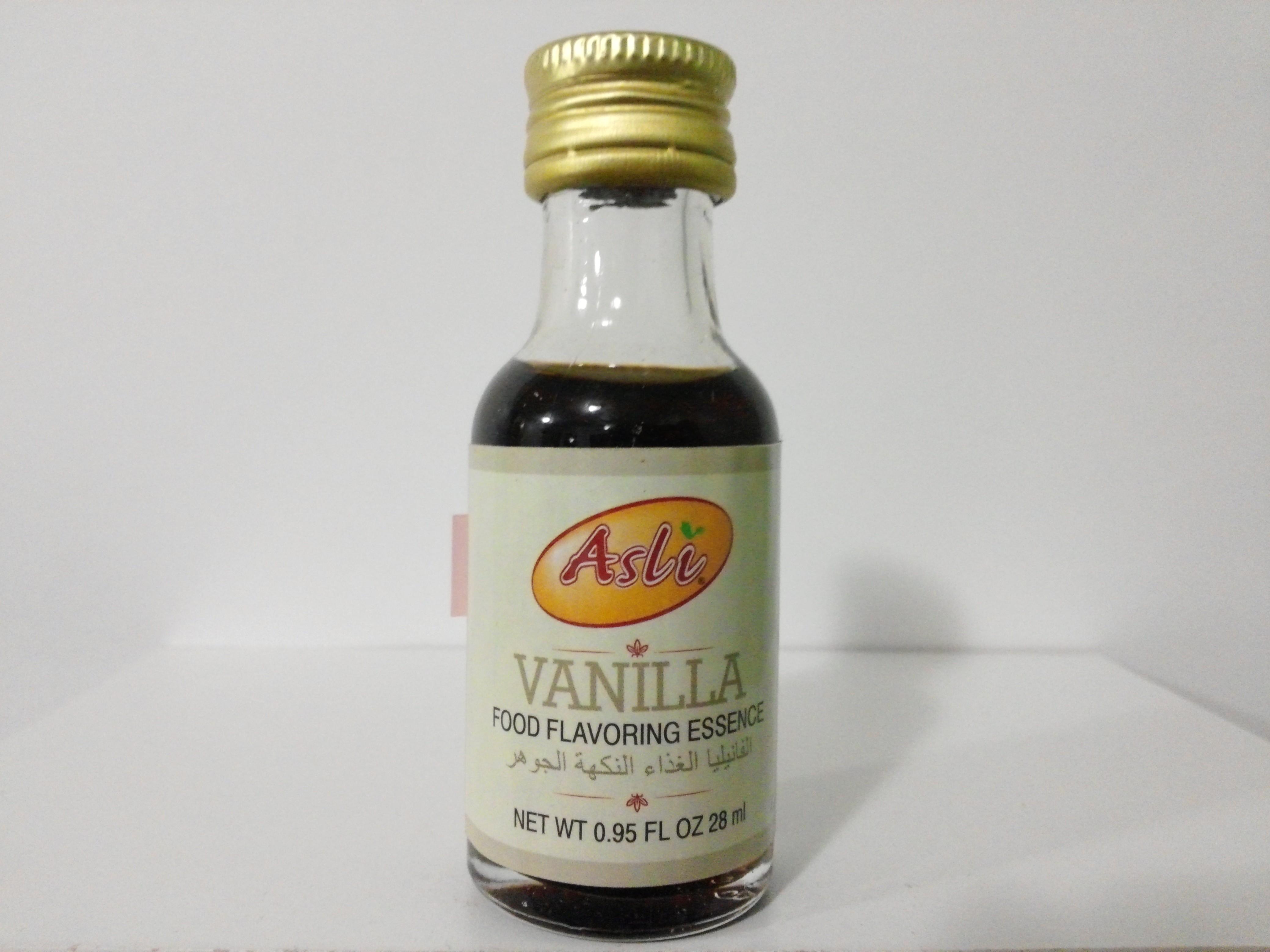 Vanilla Food Flavoring Essence 20 ml