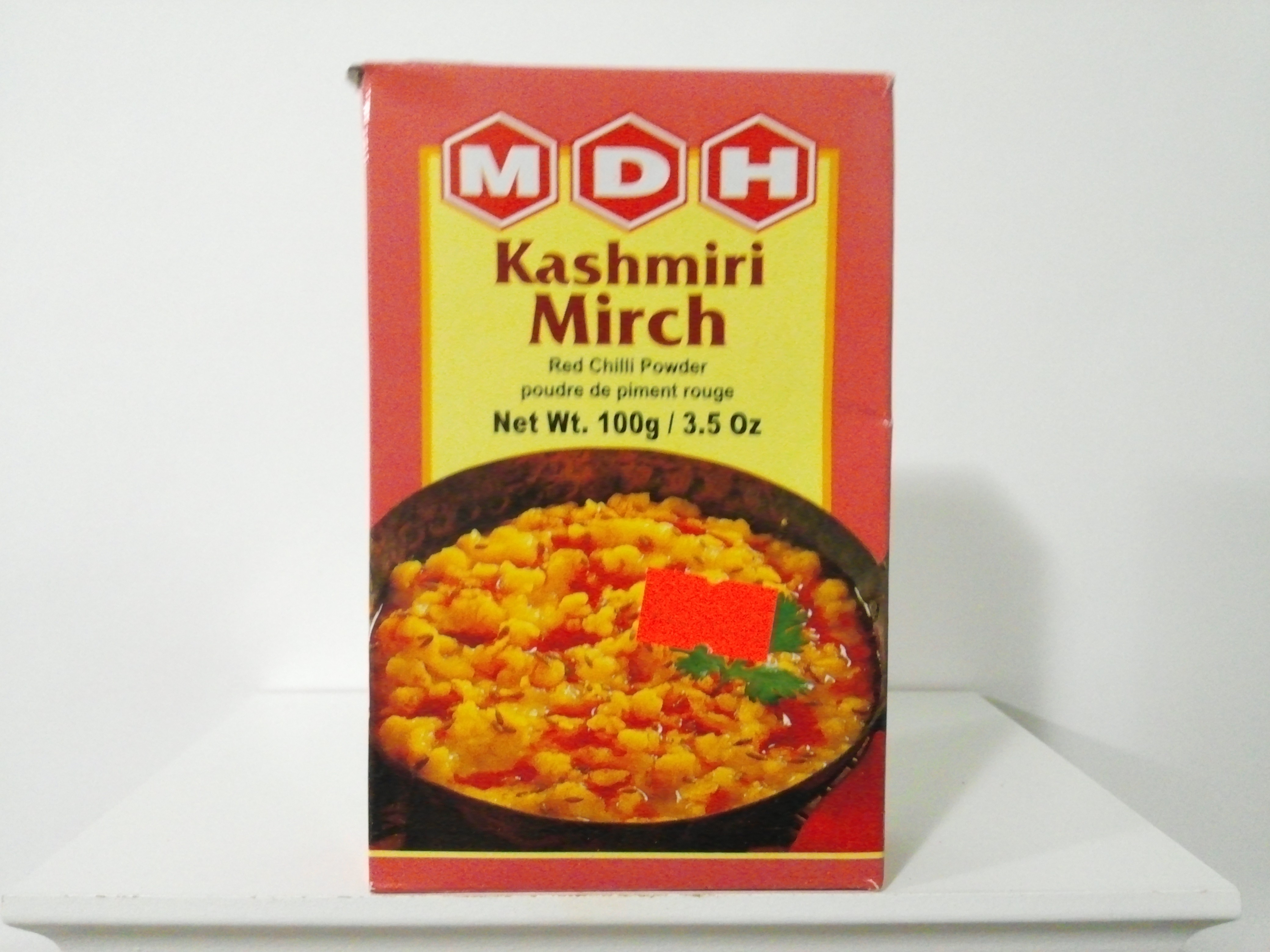 MDH Kashmiri Mirch Powder 100 grm