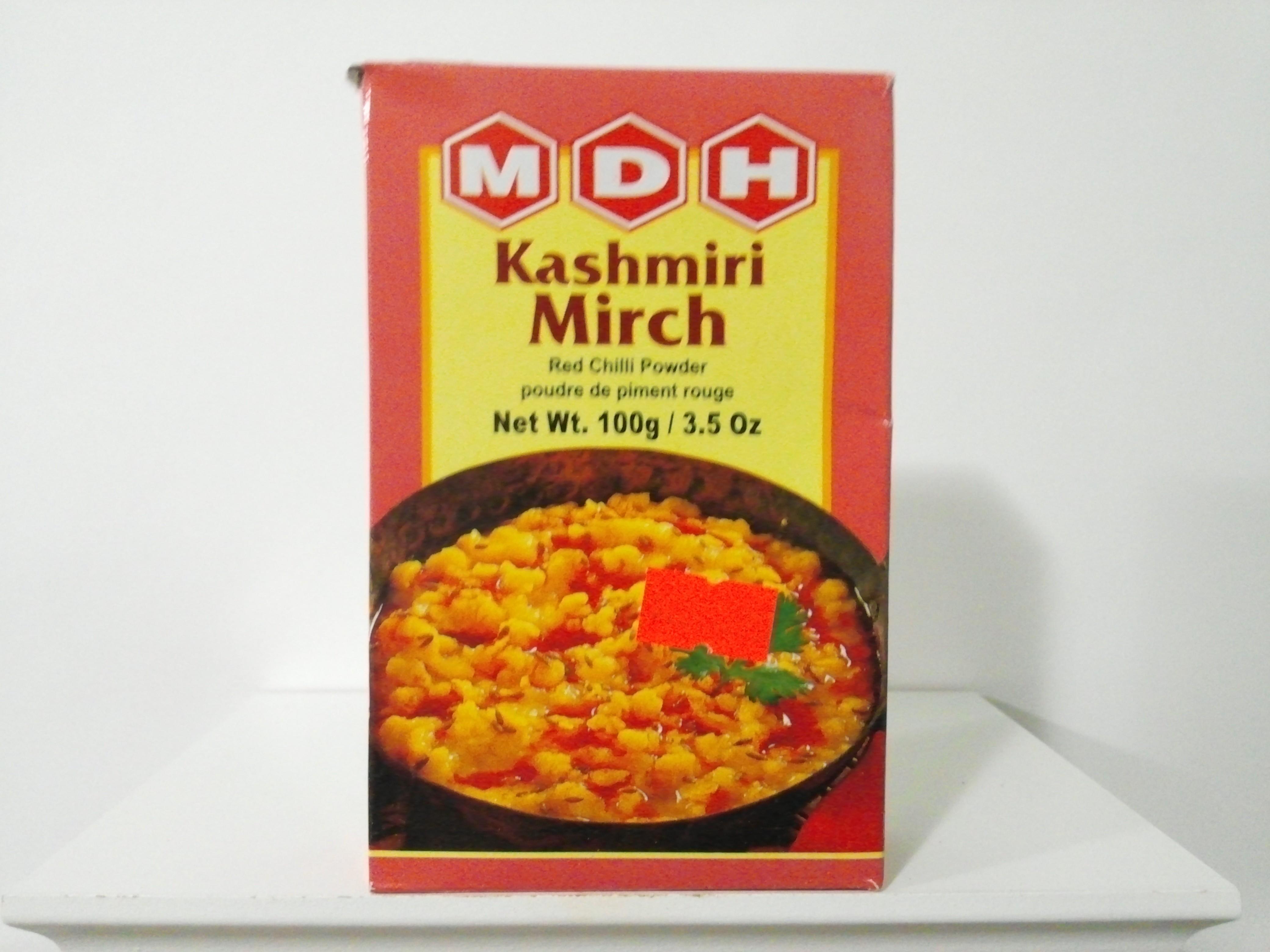 MDH Kashmiri Mirch Powder 100 grm