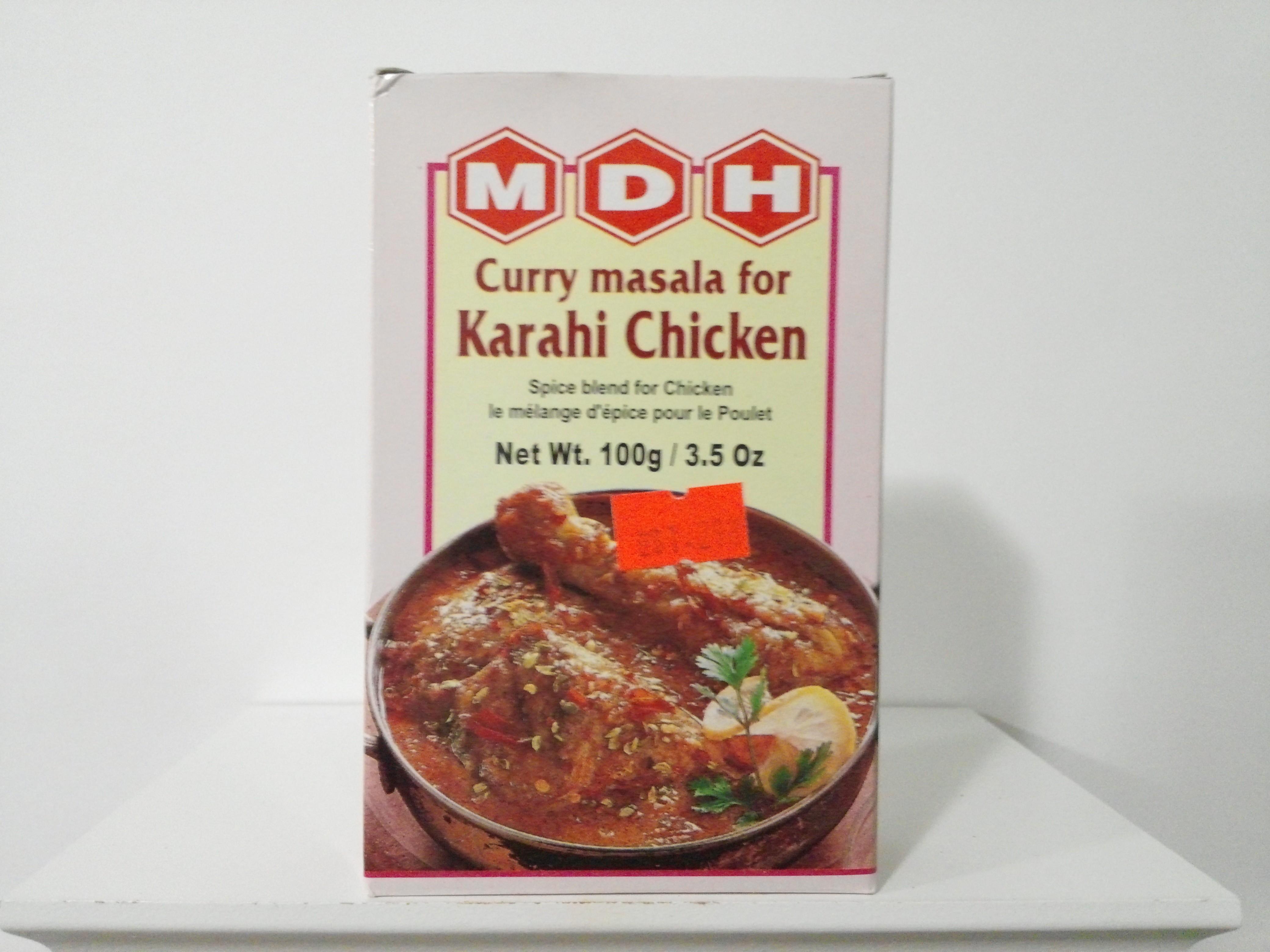 MDH Karahi Chicken Spice Mix 100 grm