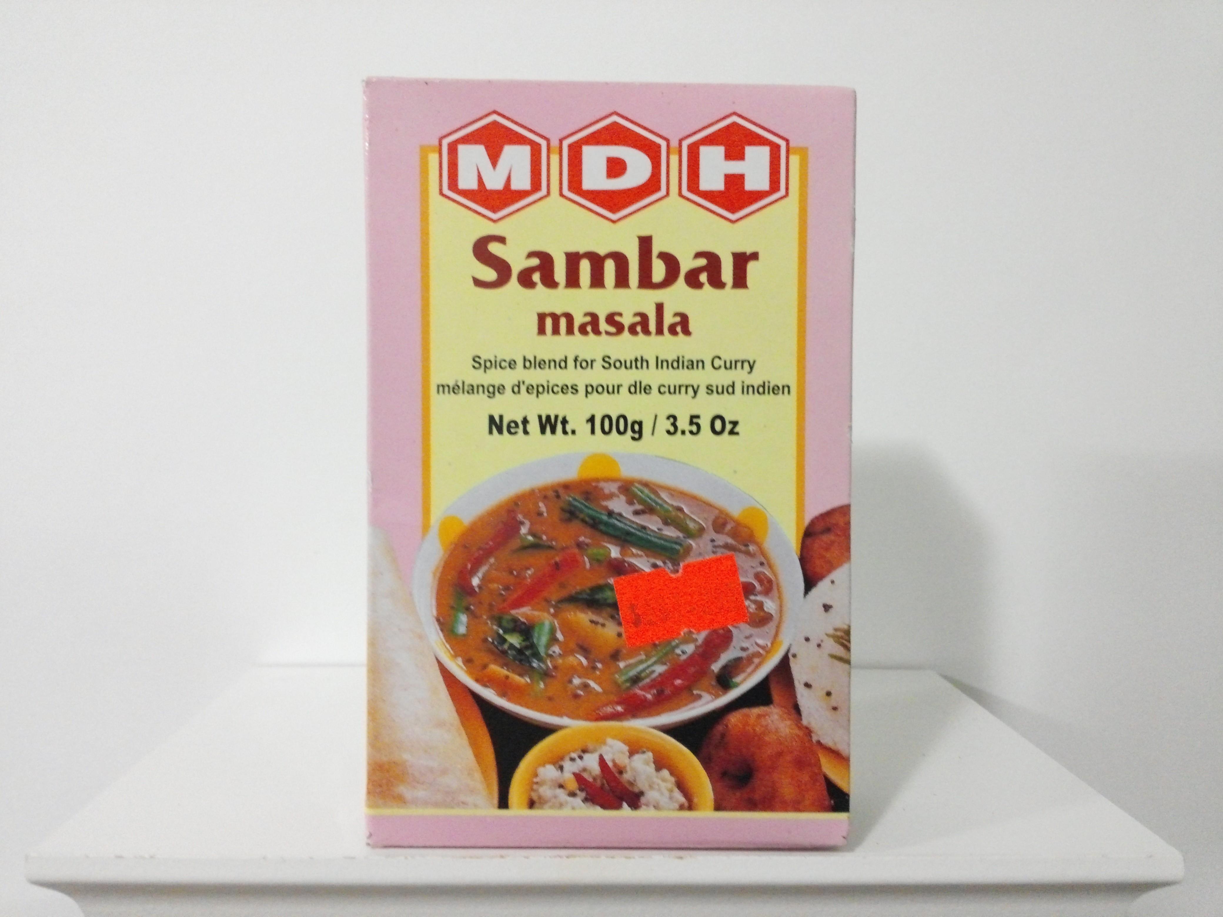 MDH Sambar Masala Spice Mix 100 grm