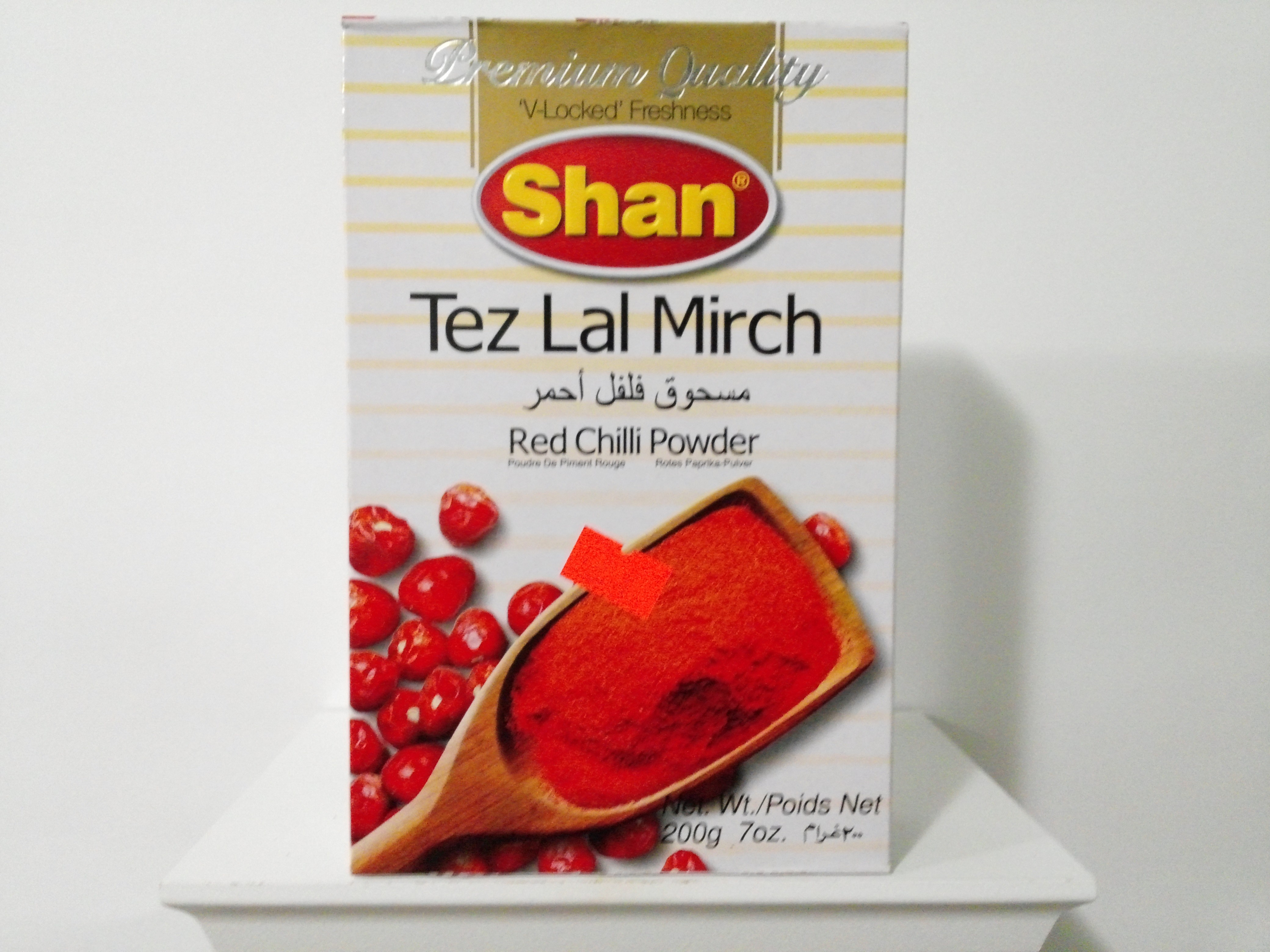 Shan Tez Lal Mirch Powder 400 grm