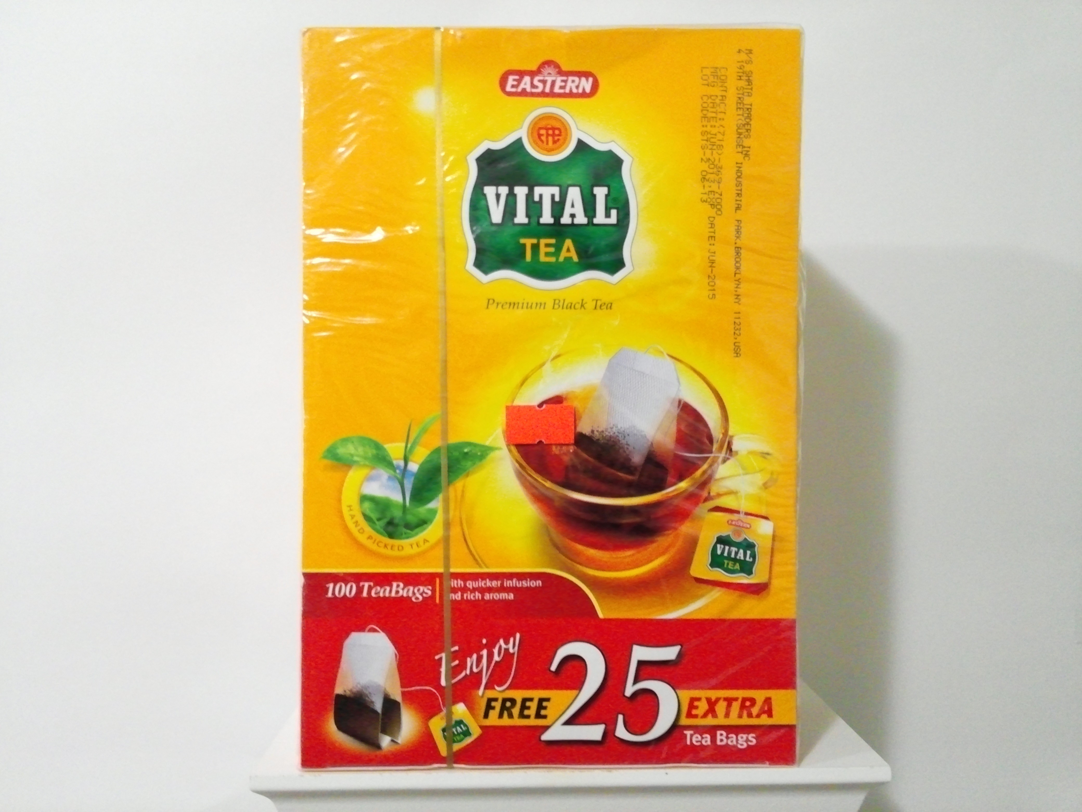 Vital Tea 100 Bags