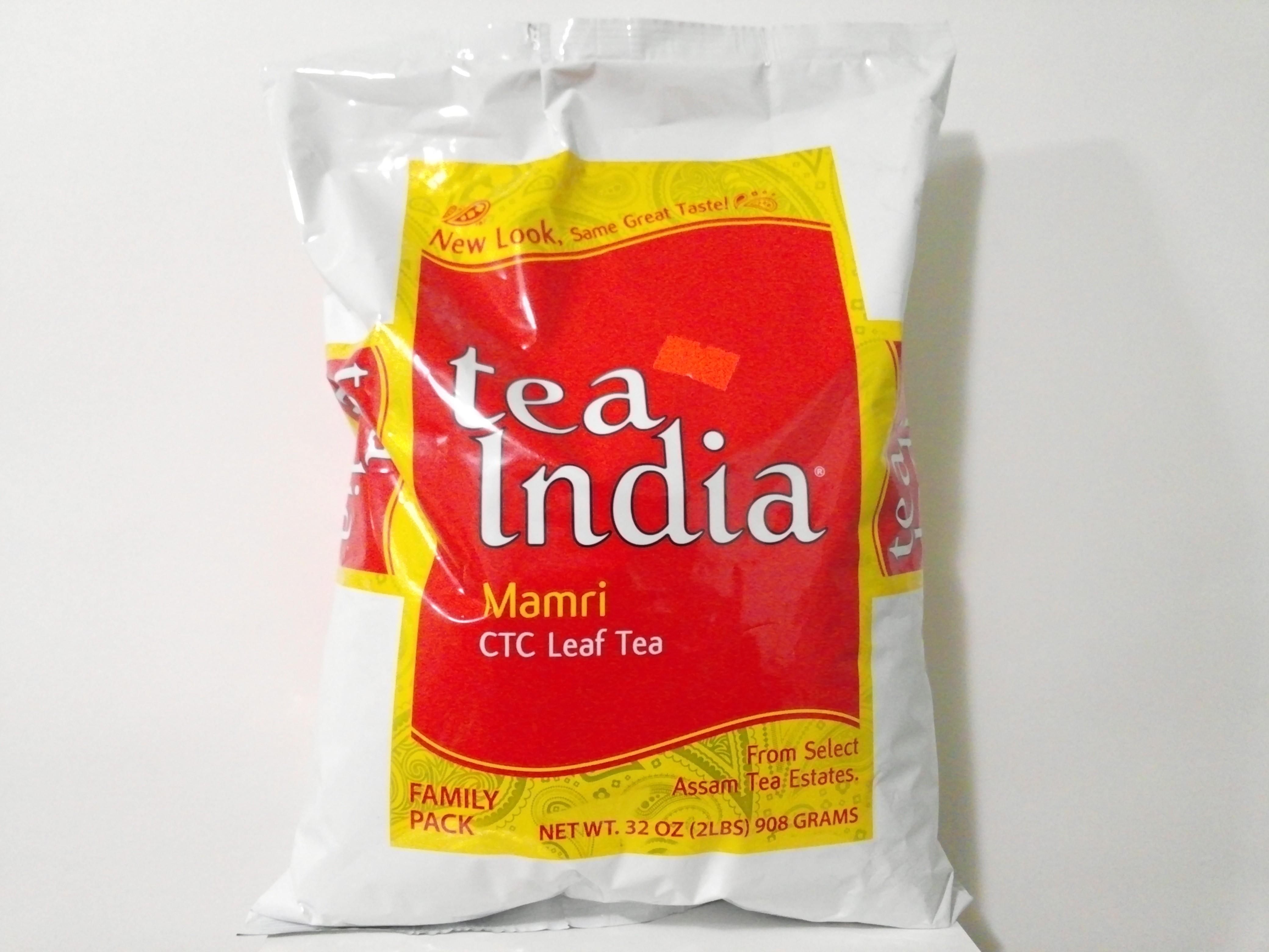 Tea India Mamri Leaf Tea Family Pack 908 grm