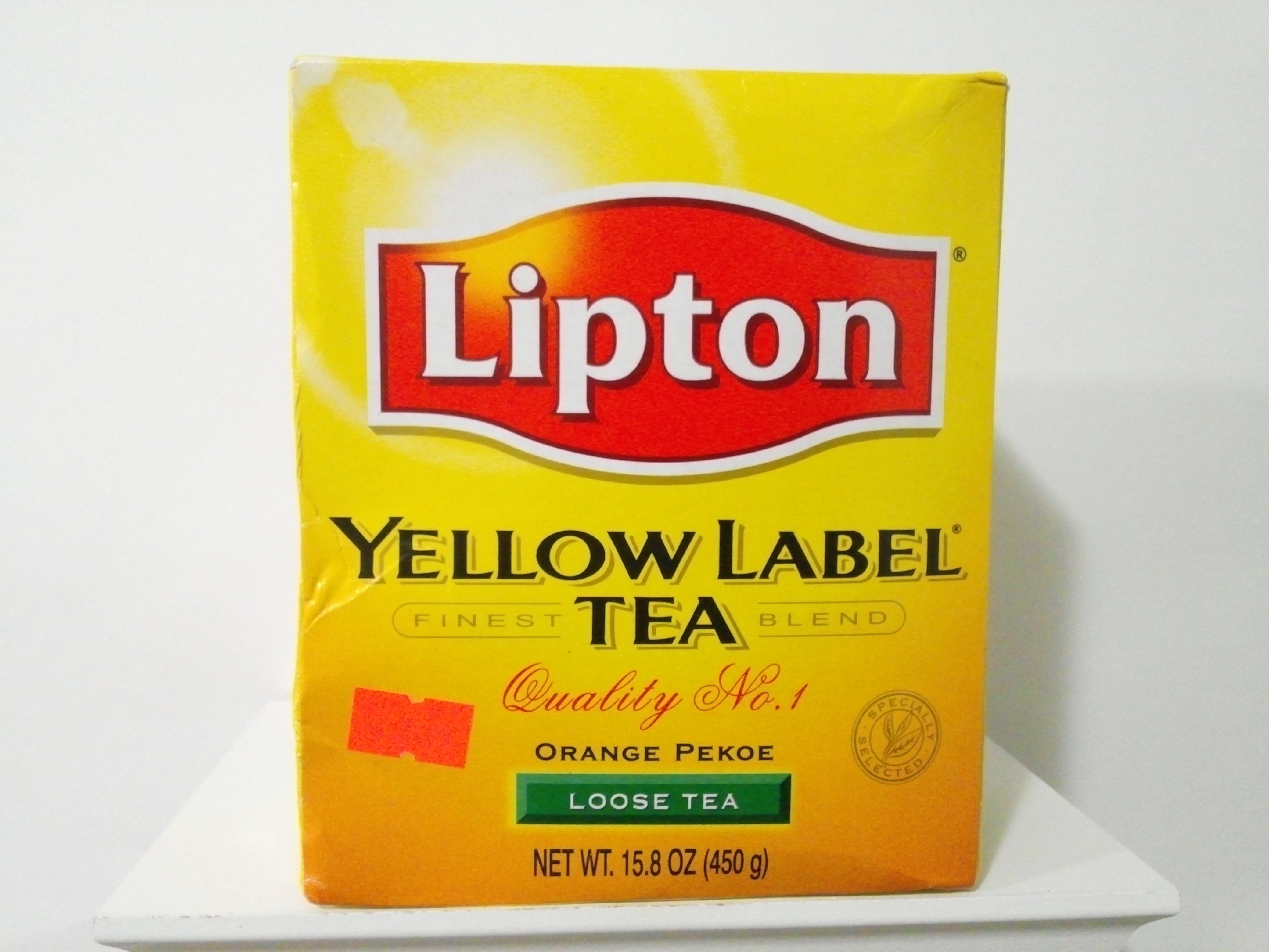 Lipton Yellow Label  Tea 450 grm