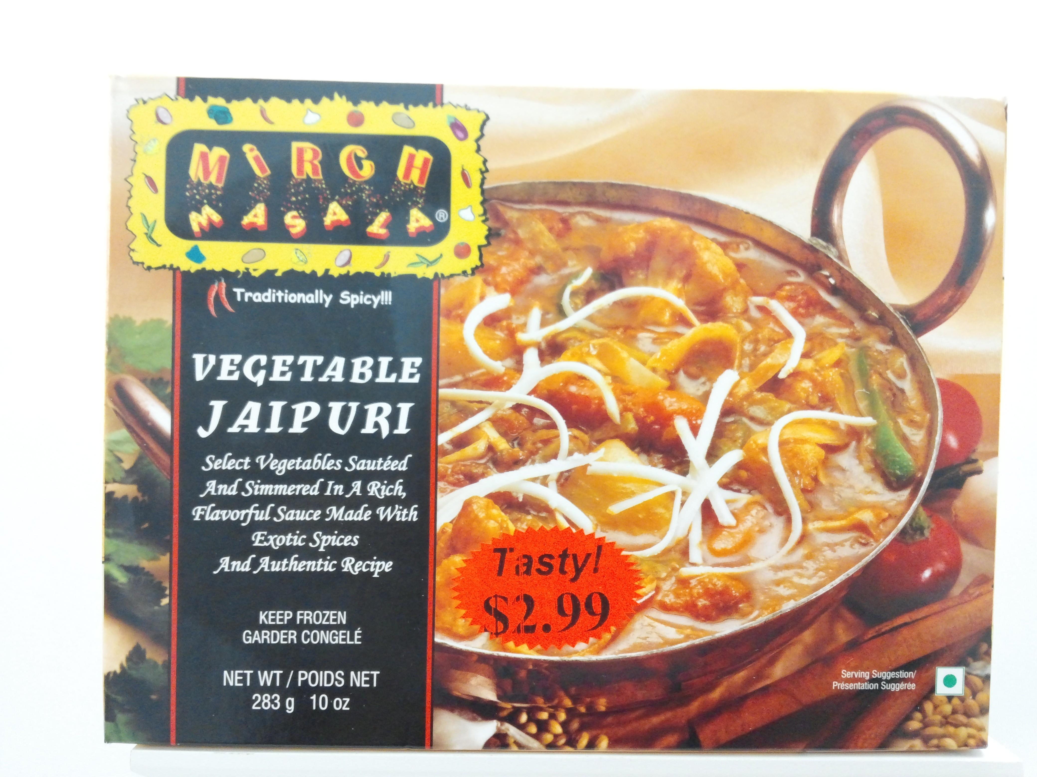 Mirch Masala Vegetable Jaipuri 10 oz