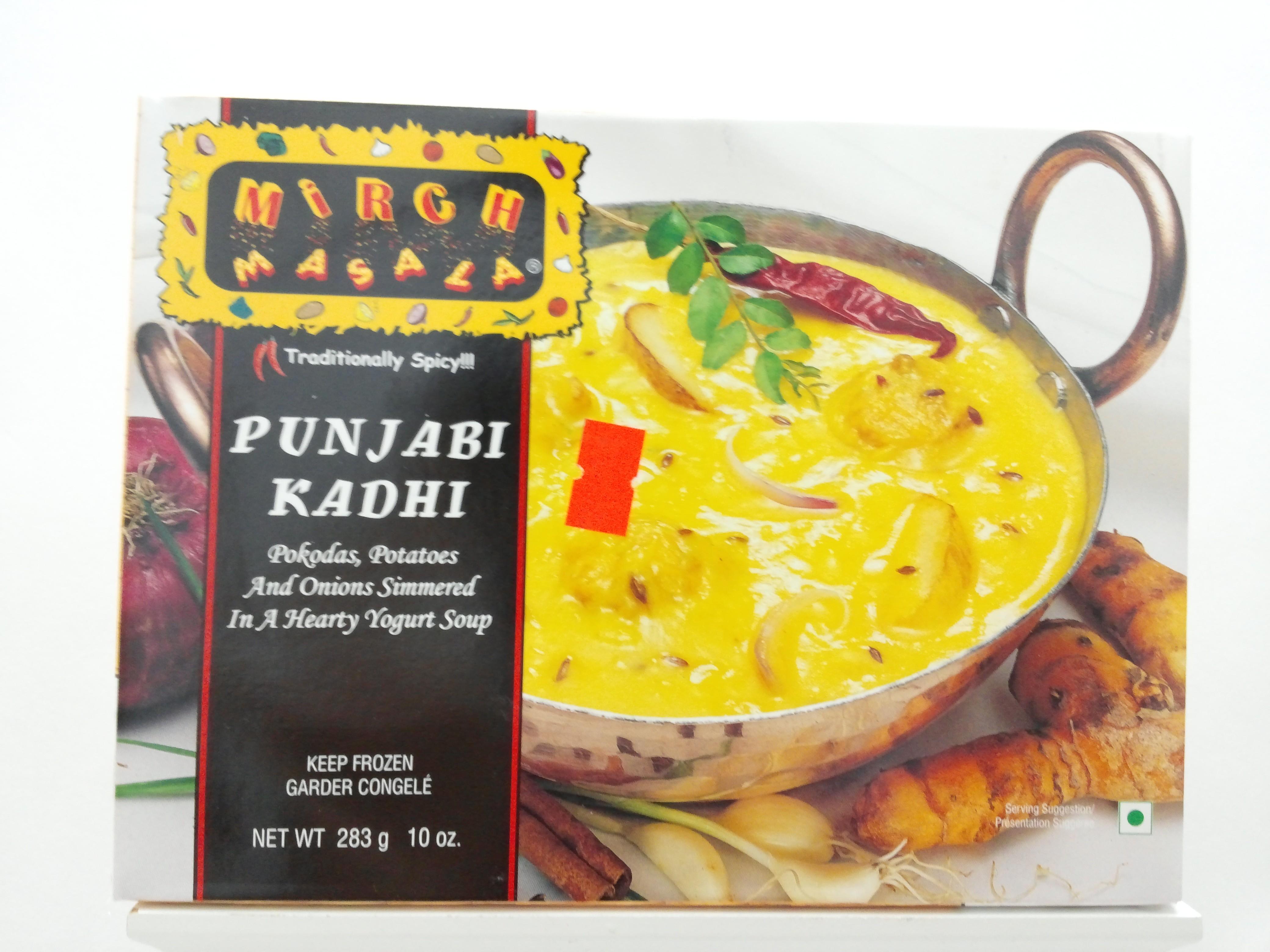 Mirch Masala Punjabi Kadhi 10 oz