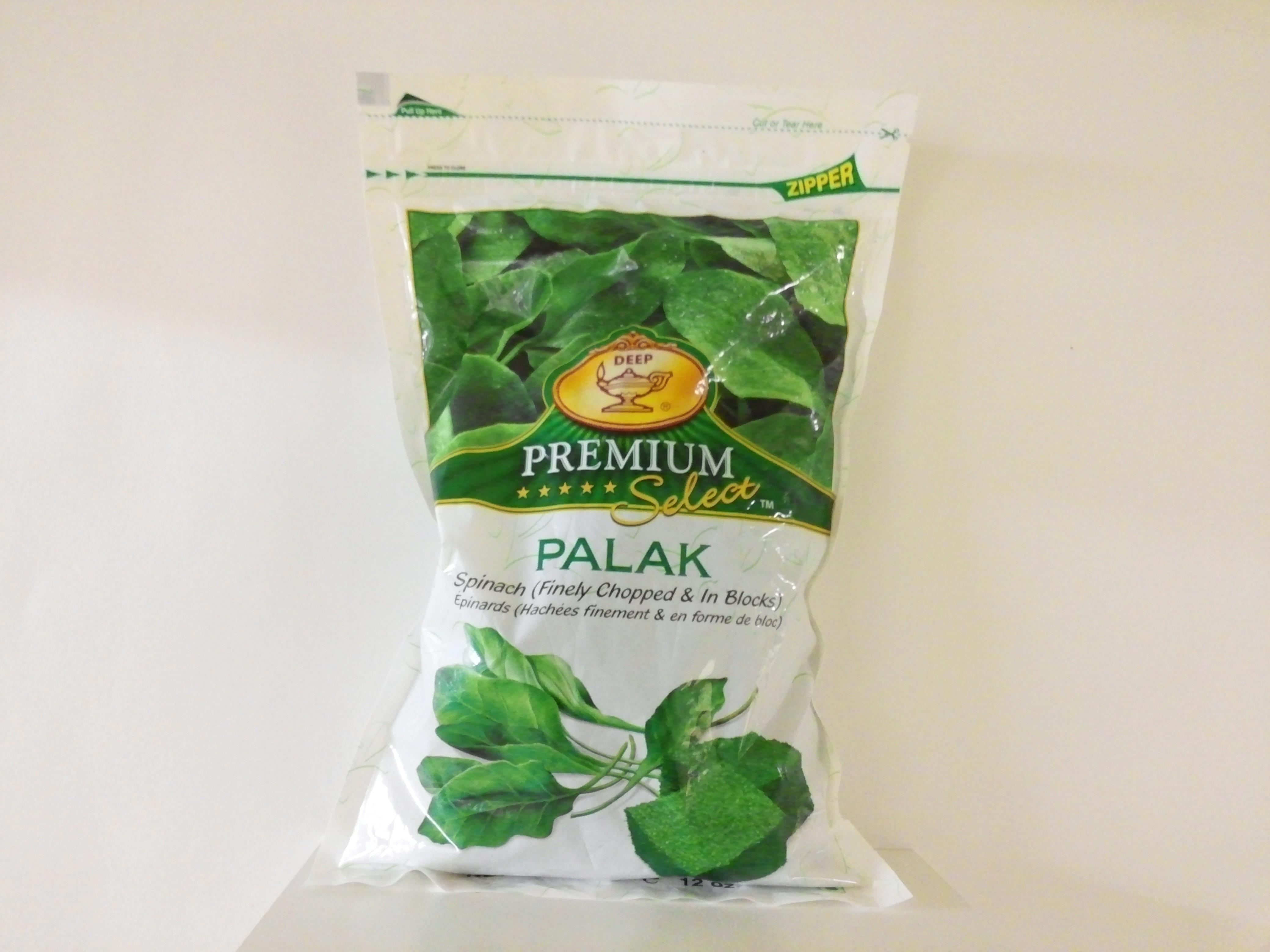 Deep Premium Palak 12 oz