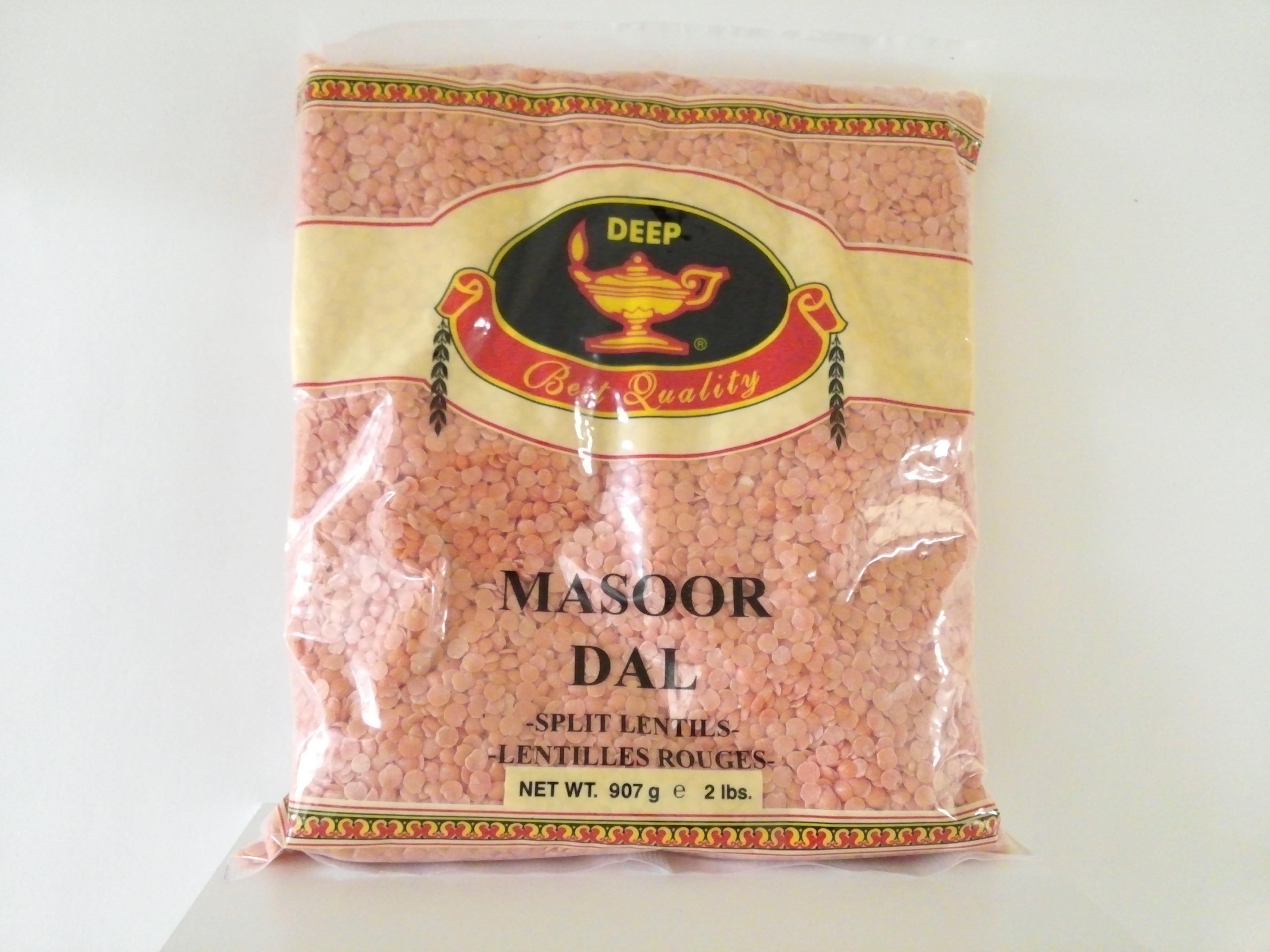 Masoor Dal 2 lbS