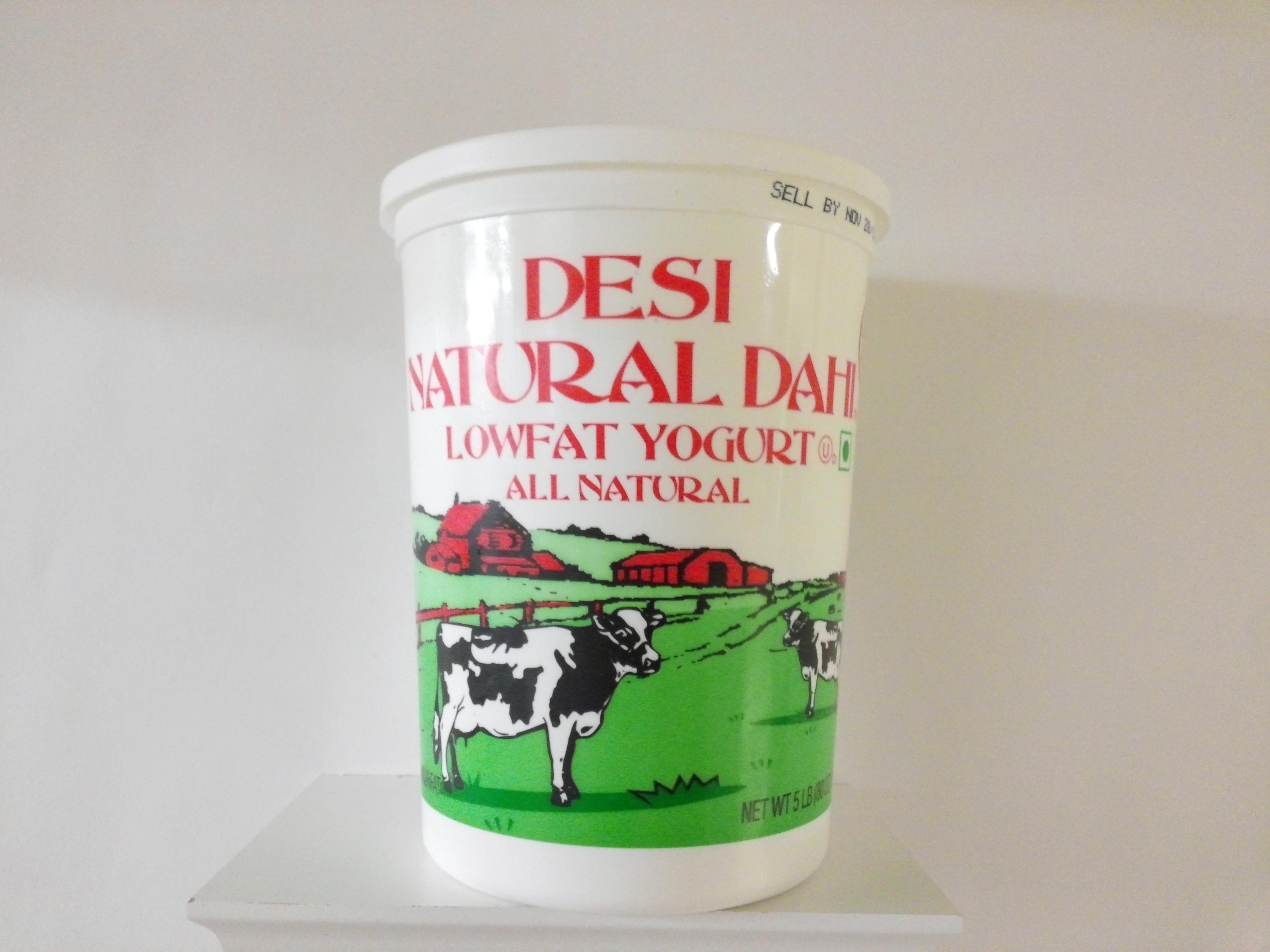 Desi Low Fat Yogurt 2 lbs