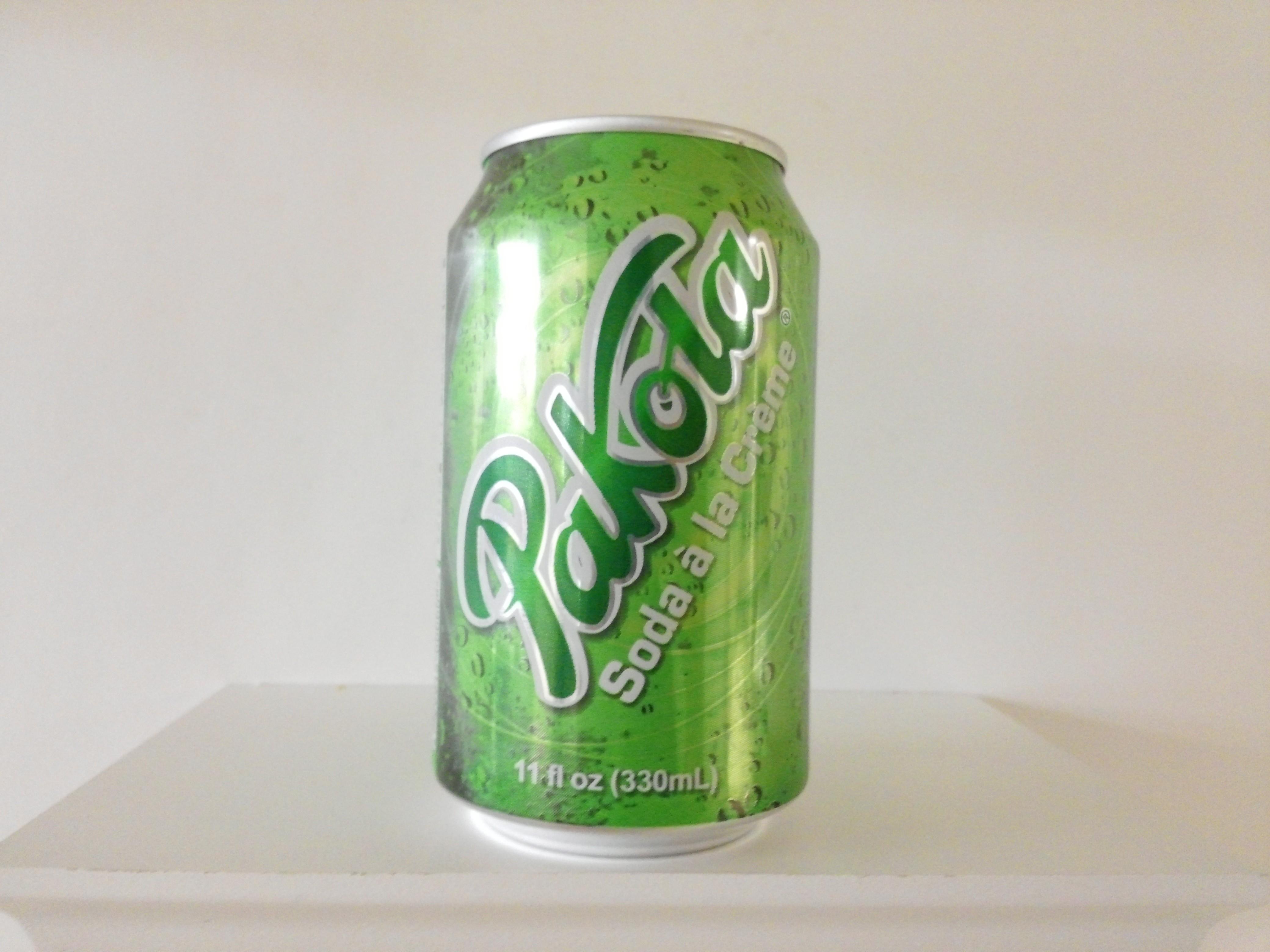 Pakola Cream Soda Case 8.45 oz(24 cans)