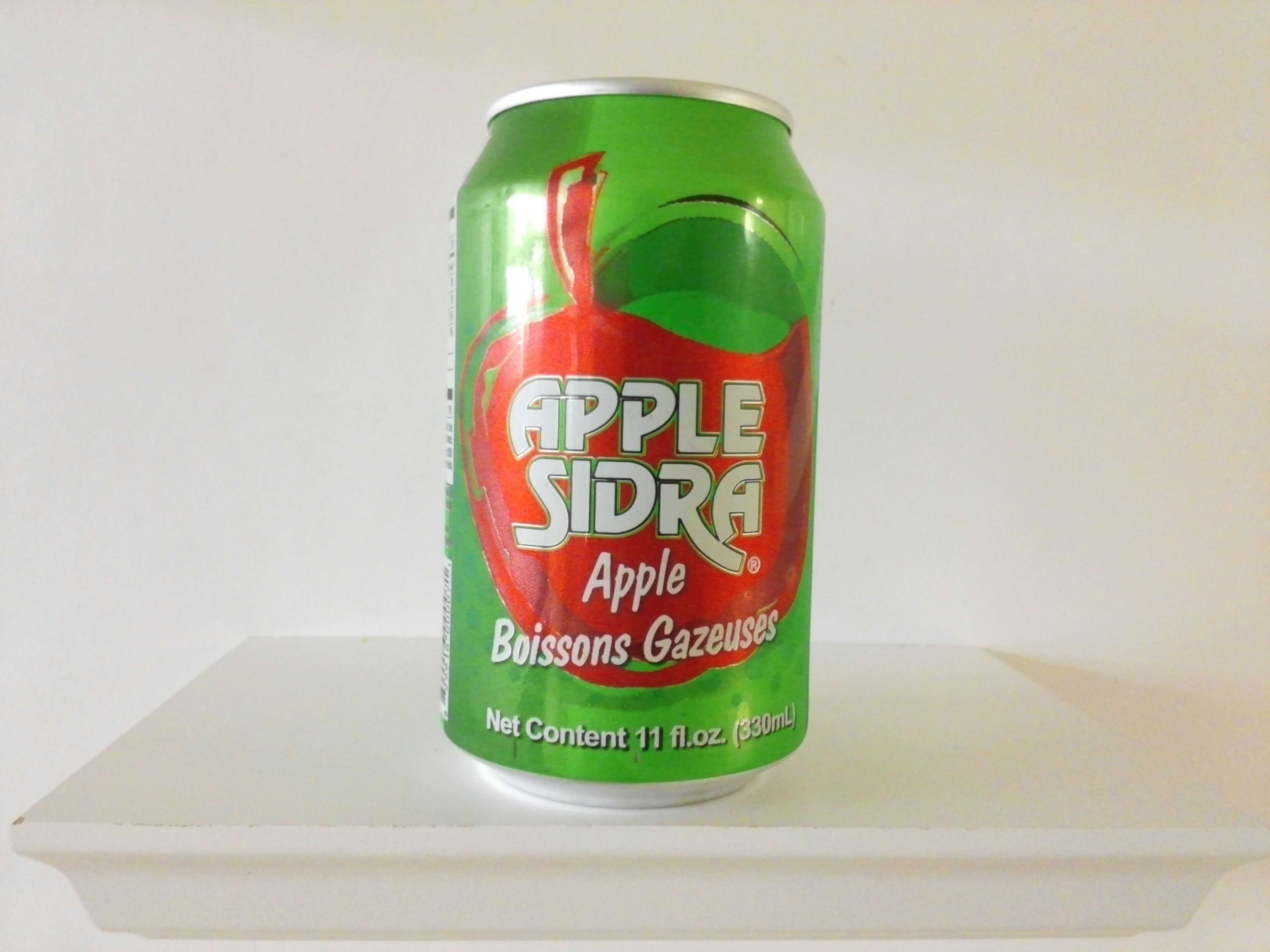 Apple Sidra Apple Soft Drink 11 oz