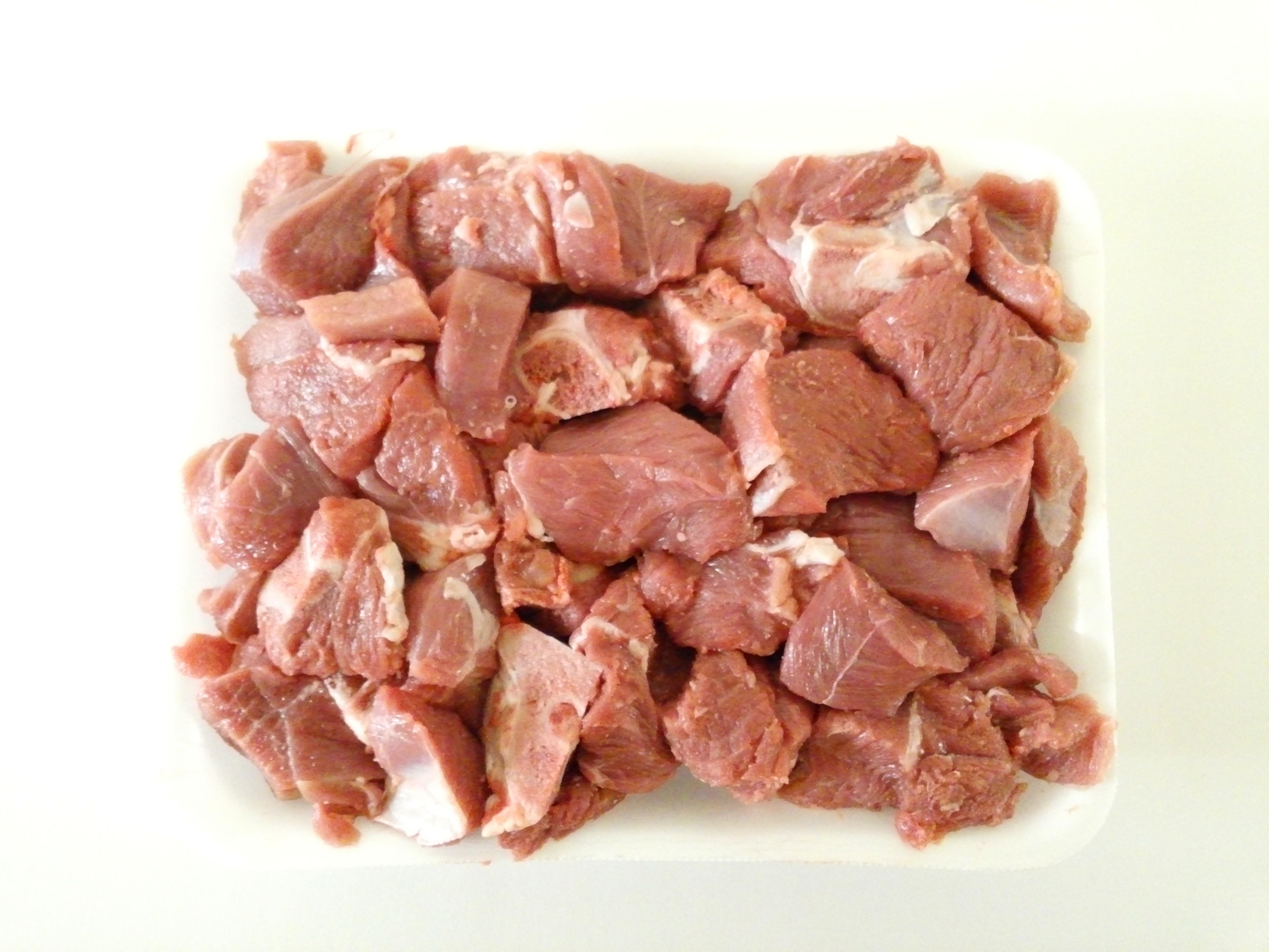Regular Lamb Mix Meat