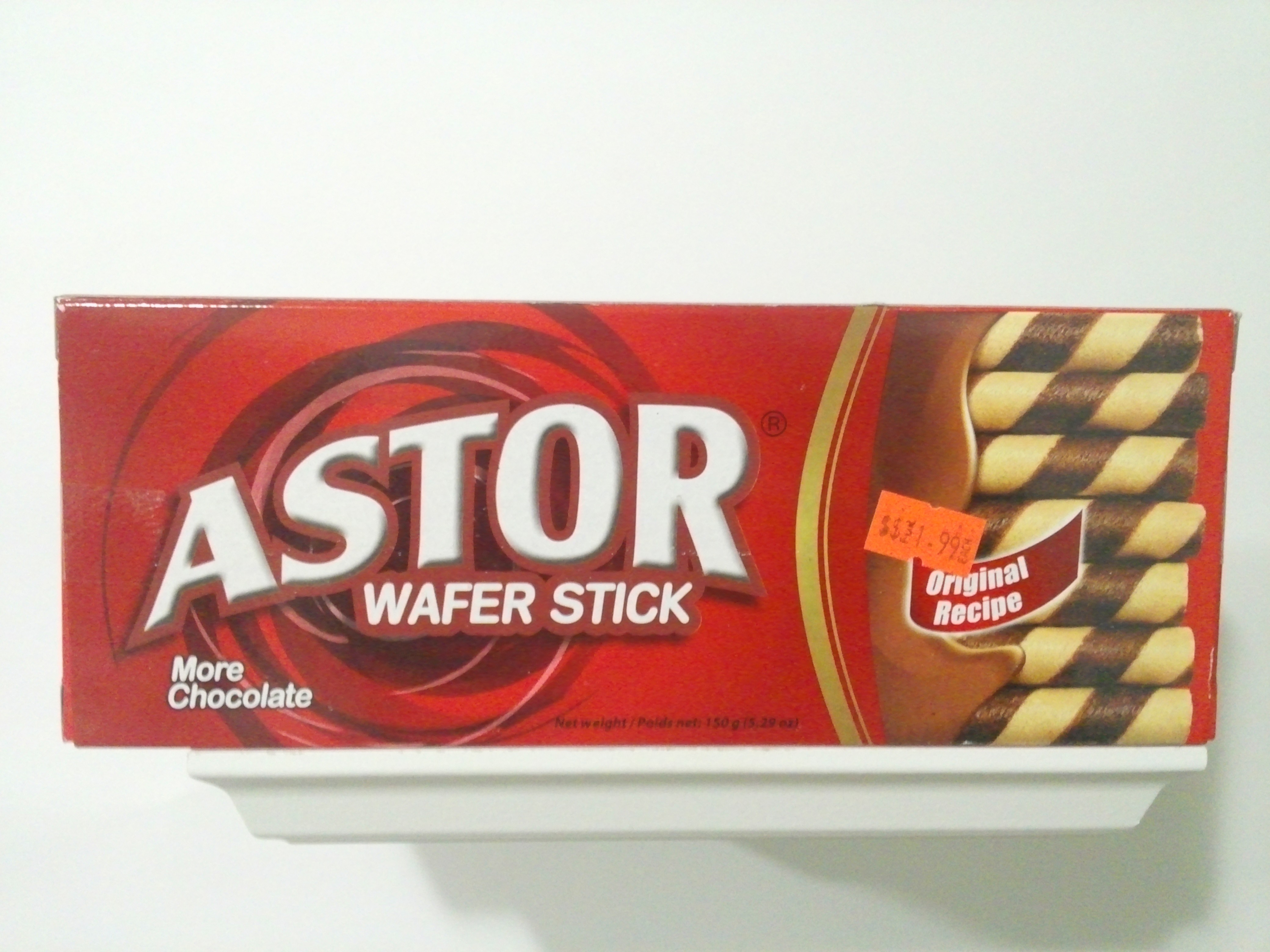 Astor Wafer Stick 5.29 oz