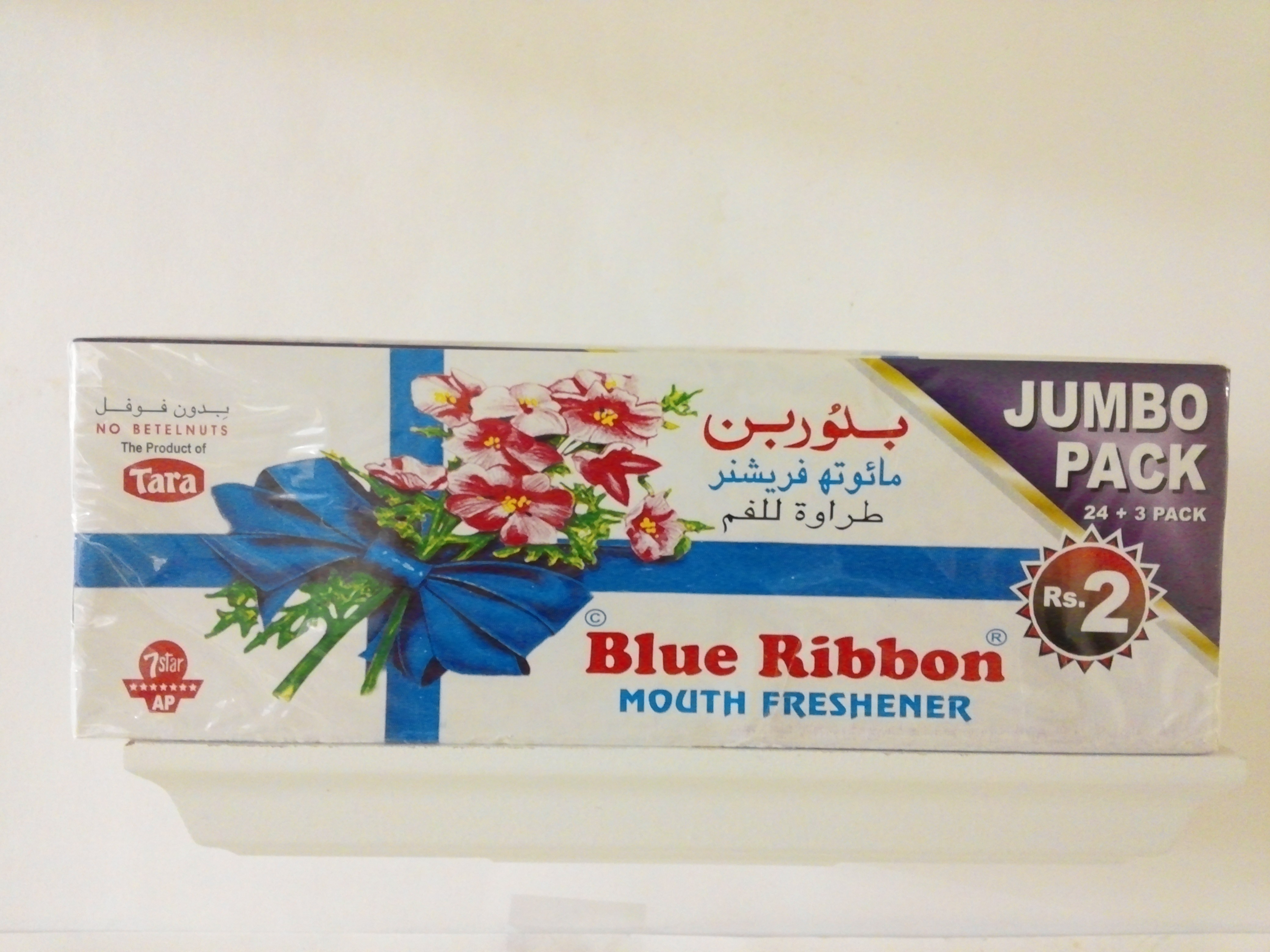 Blue Ribbon Mouth Freshener 24 Packs