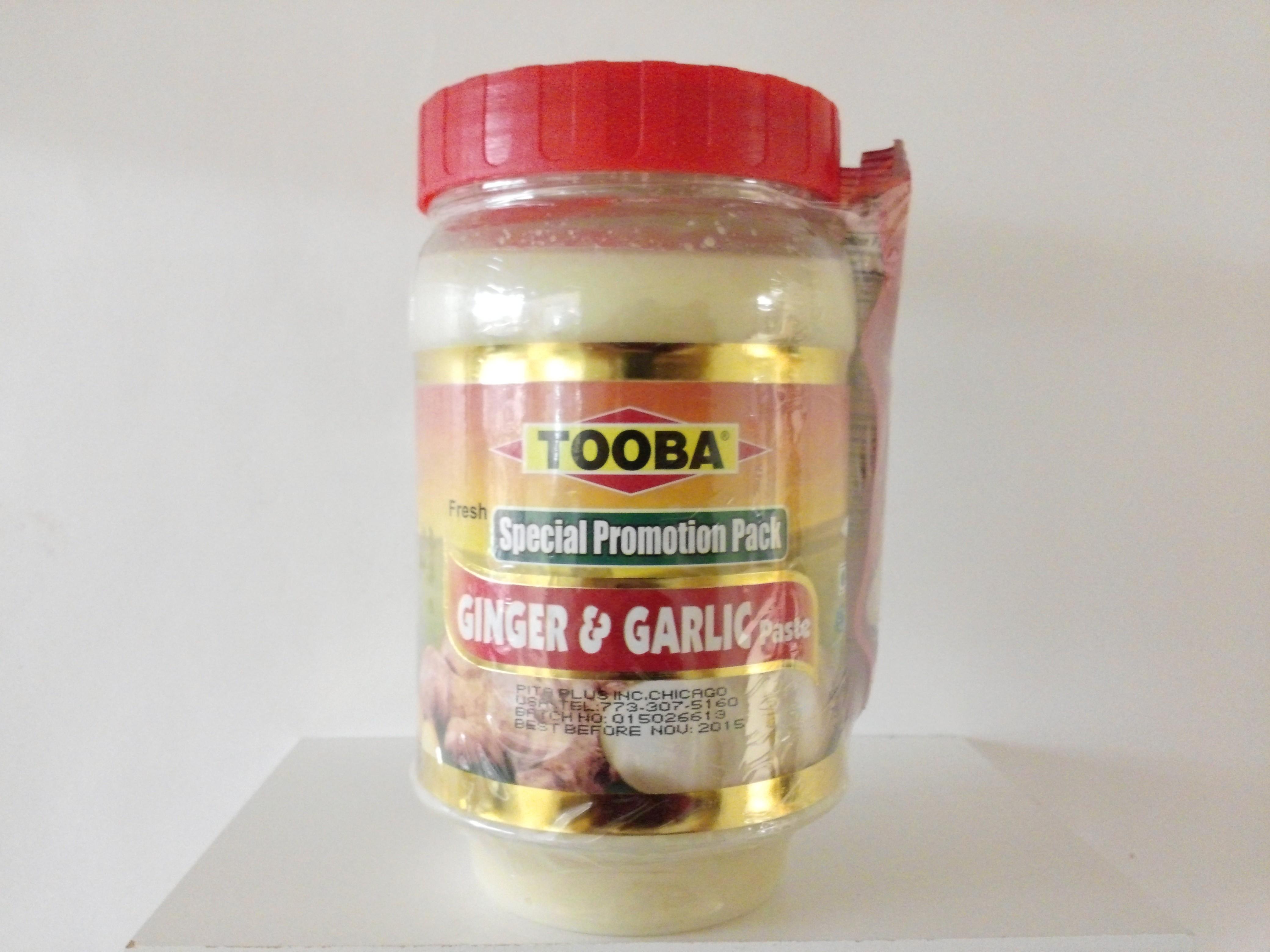 Tooba Ginger & Garlic Paste 750 grm