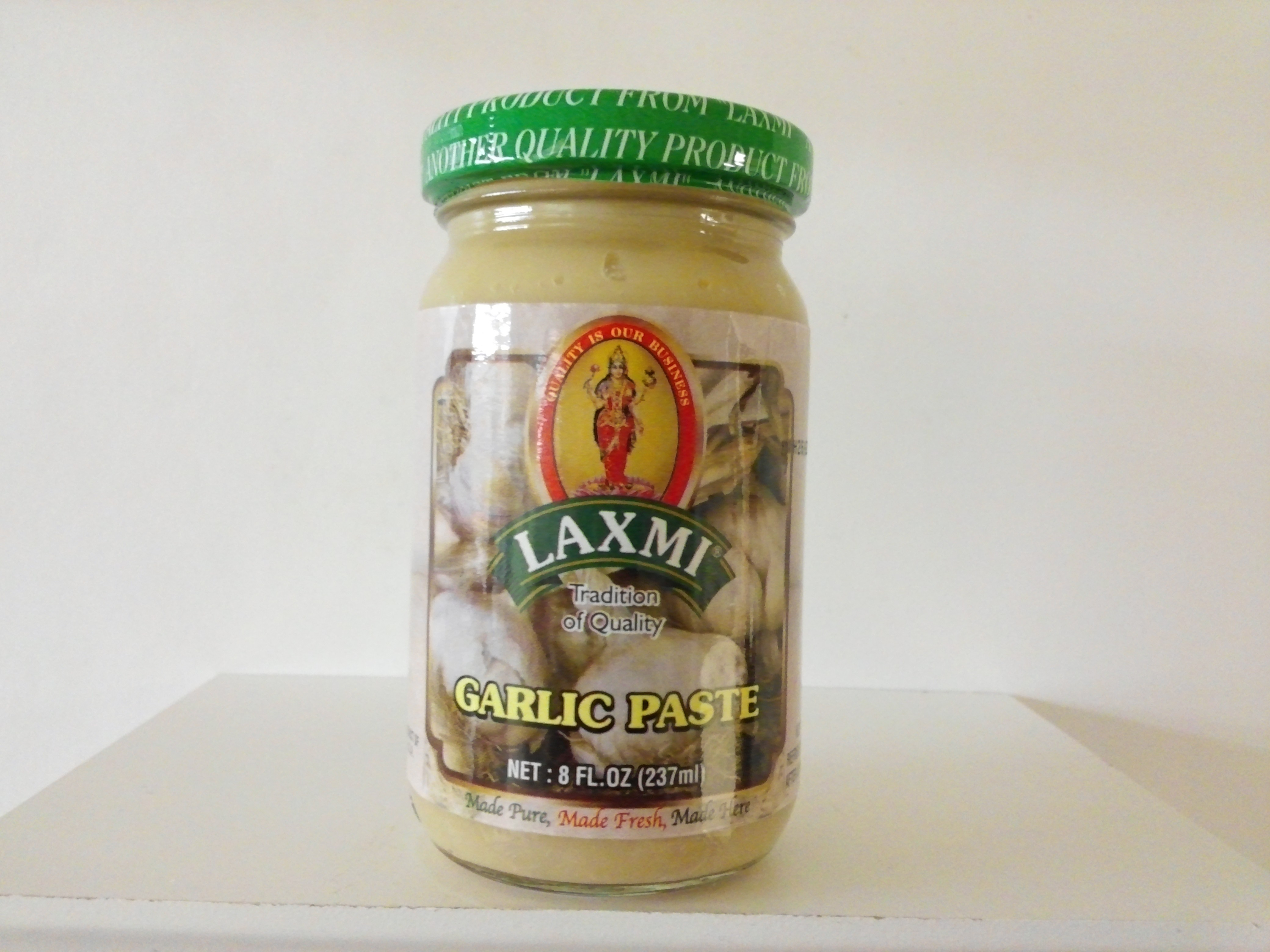 Laxmi Garlic Paste 237 grm