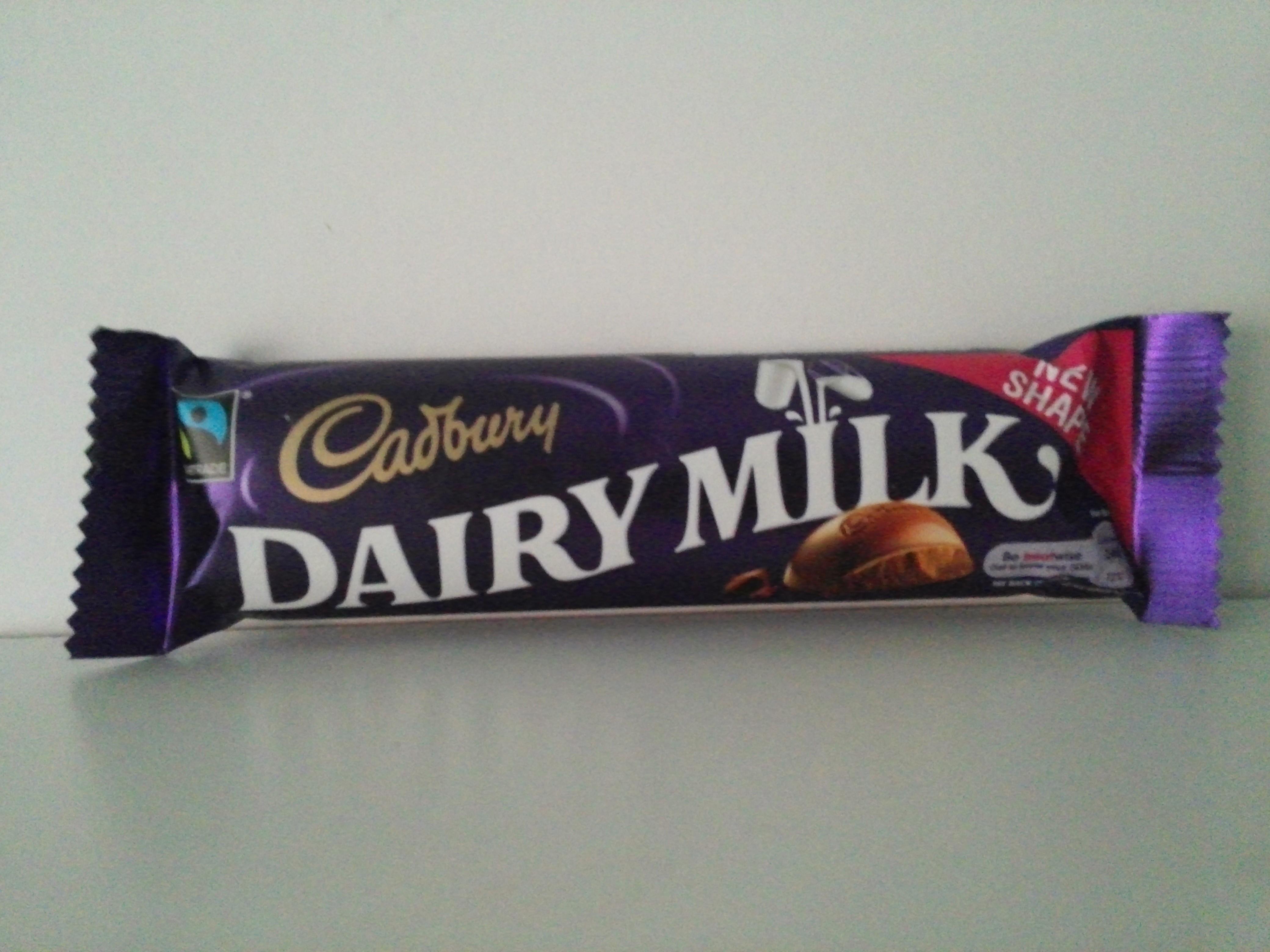 Cadbury Dairy Milk Chocolate 45 grm