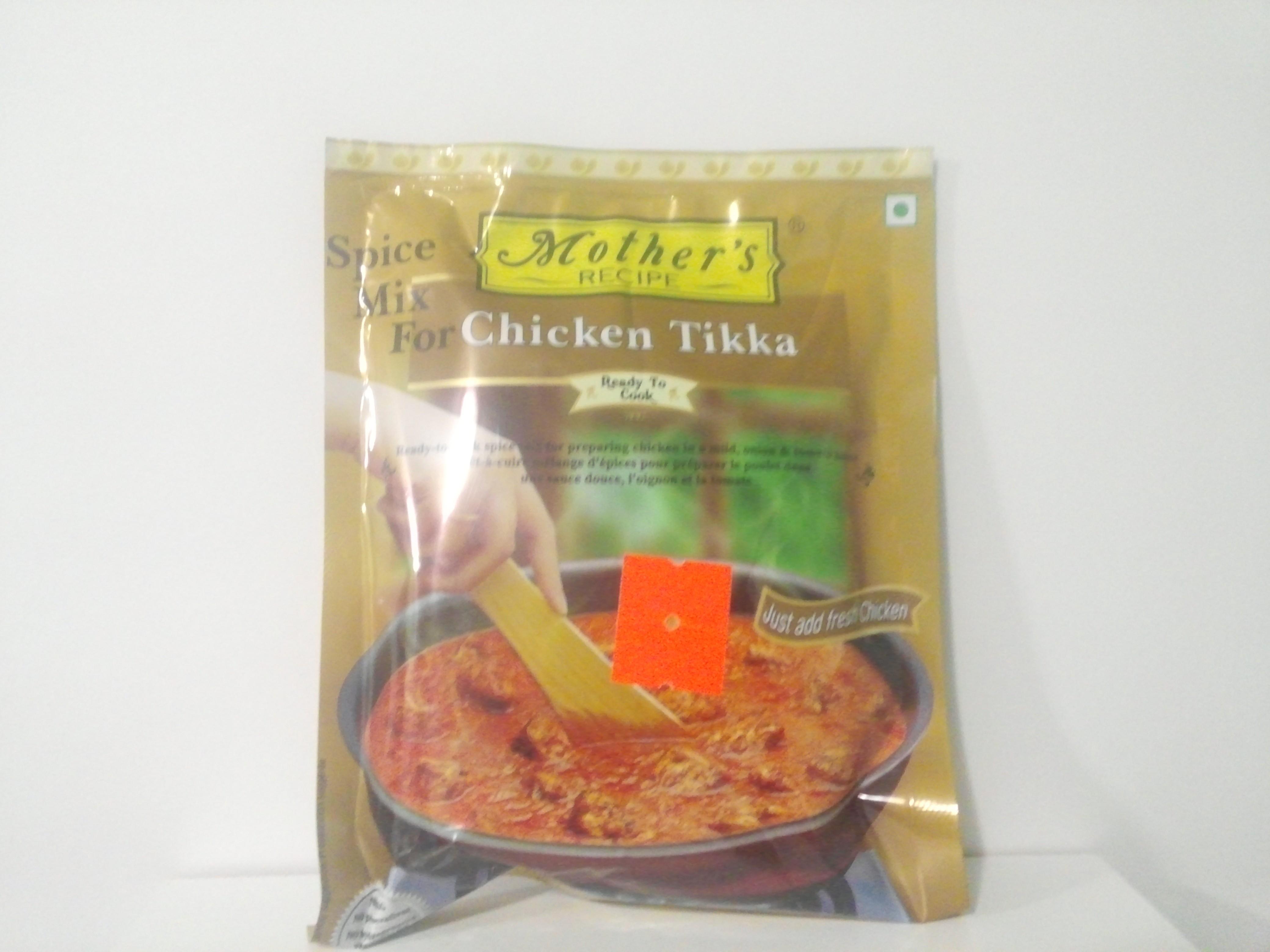 Mother's Chicken Tikka Mix 90 grm