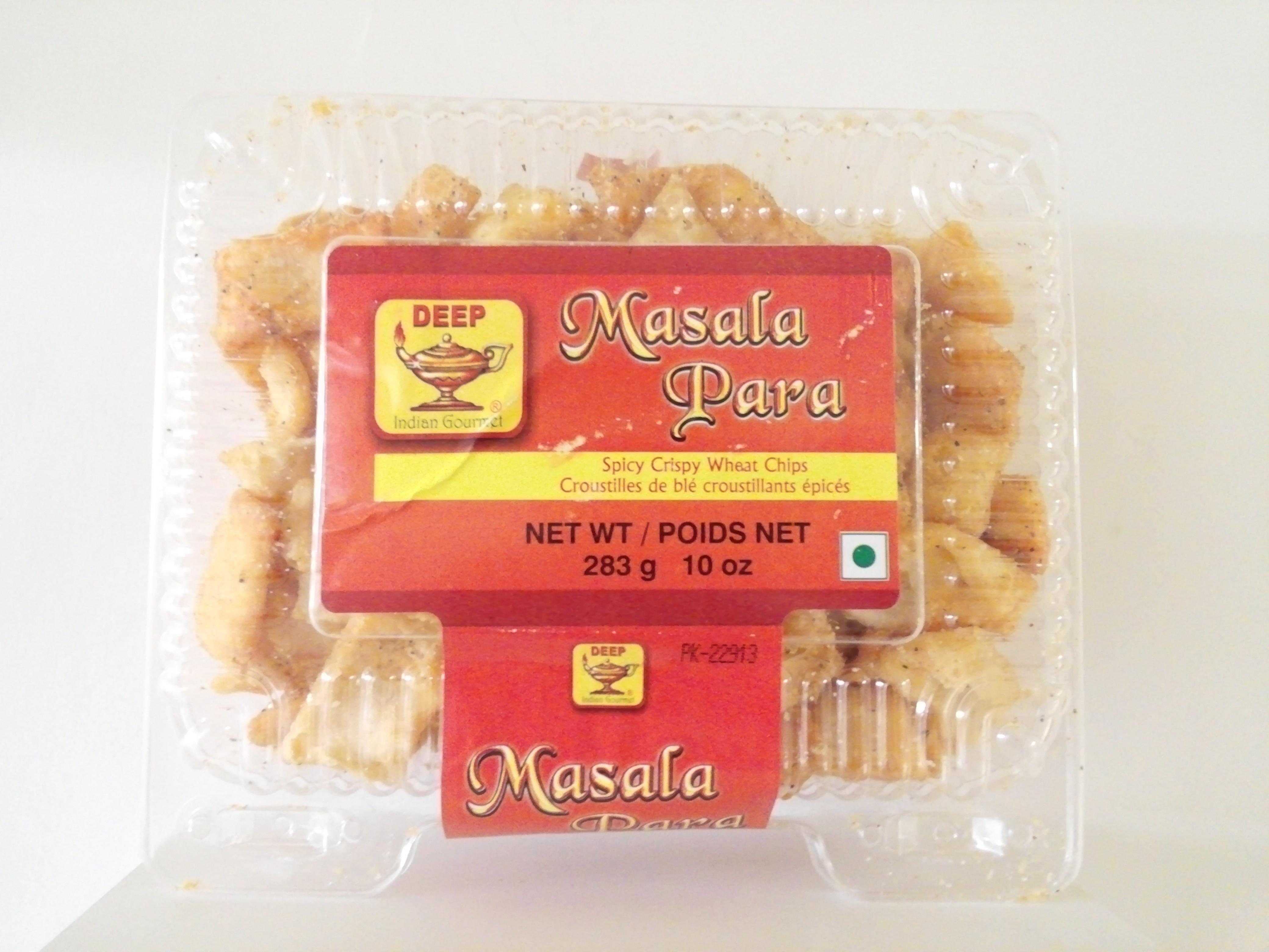 Deep Masala Para Spicy 10 oz
