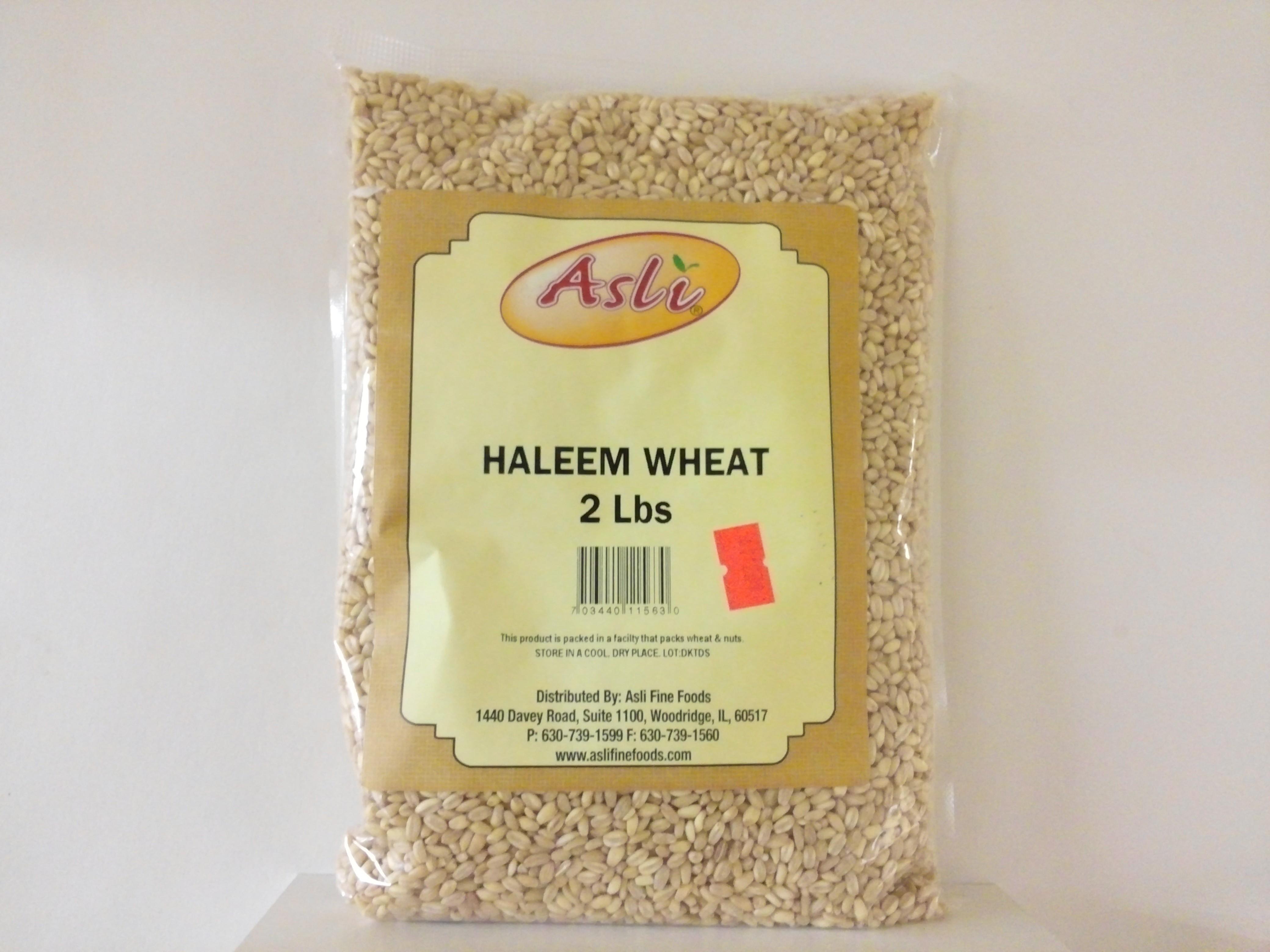 Haleem Wheat Whole 2 lb