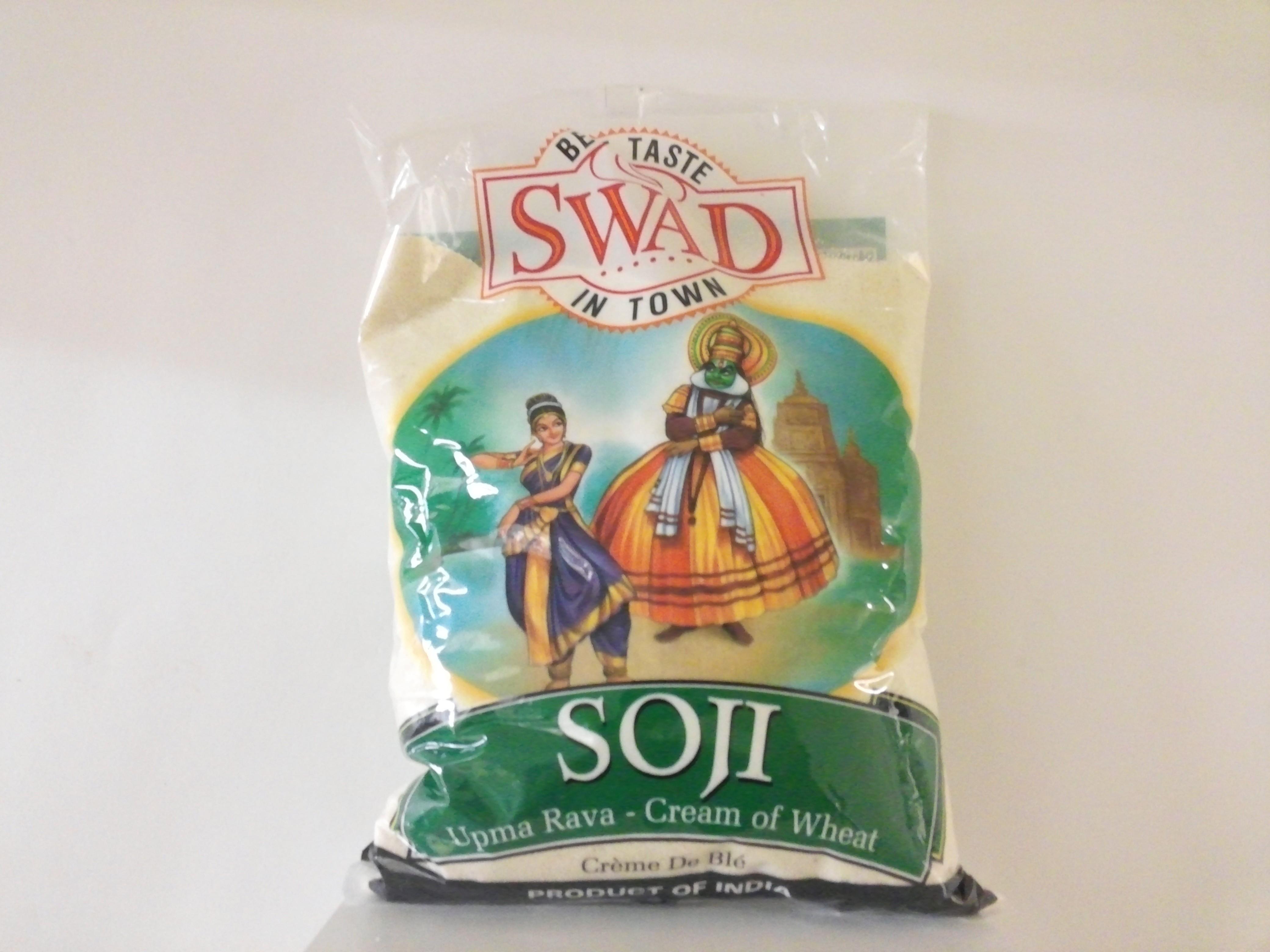 Sooji course 4 lbs