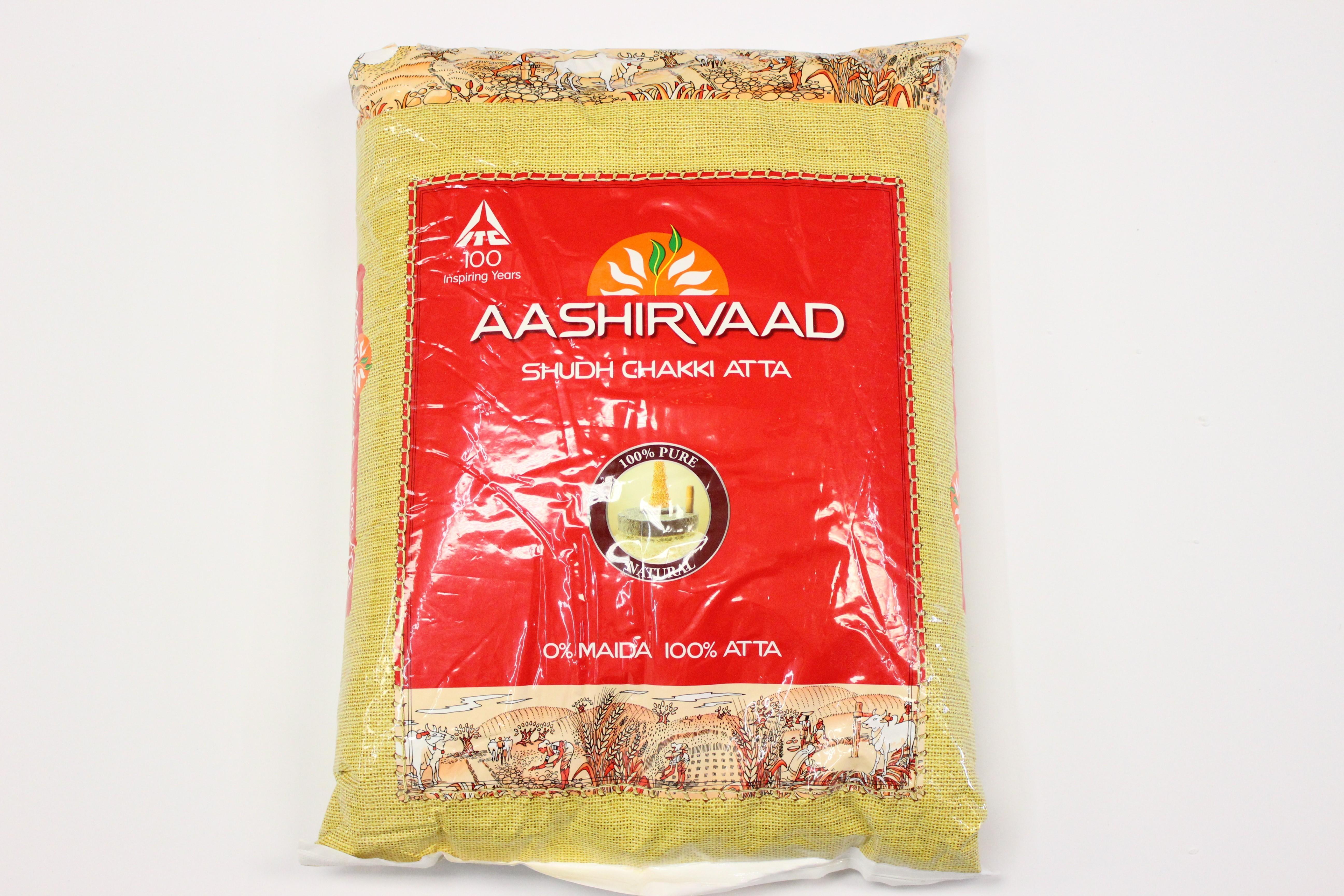 Aashirvaad Chakki Atta 20 lbs
