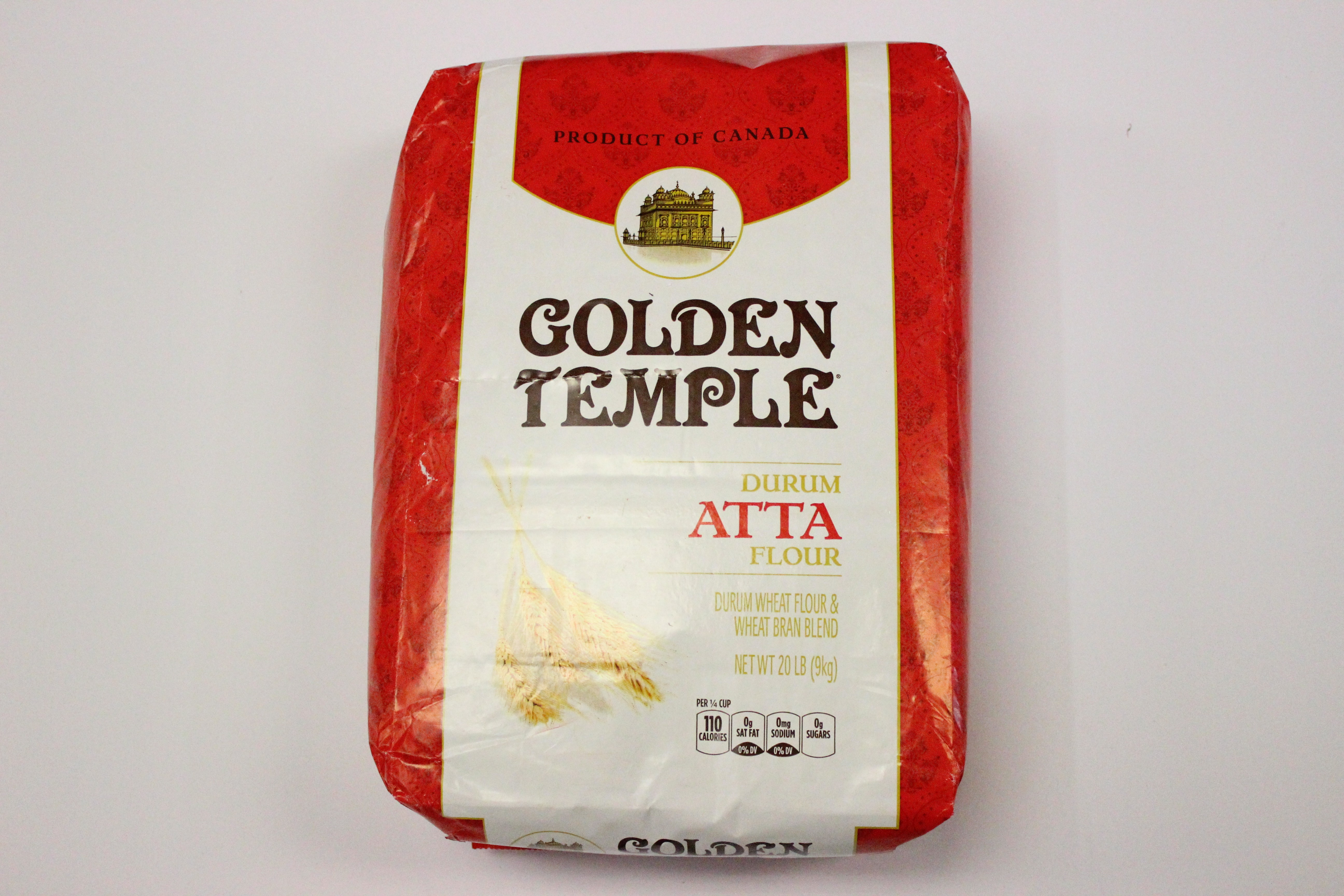 Golden Temple Atta 20 lbs