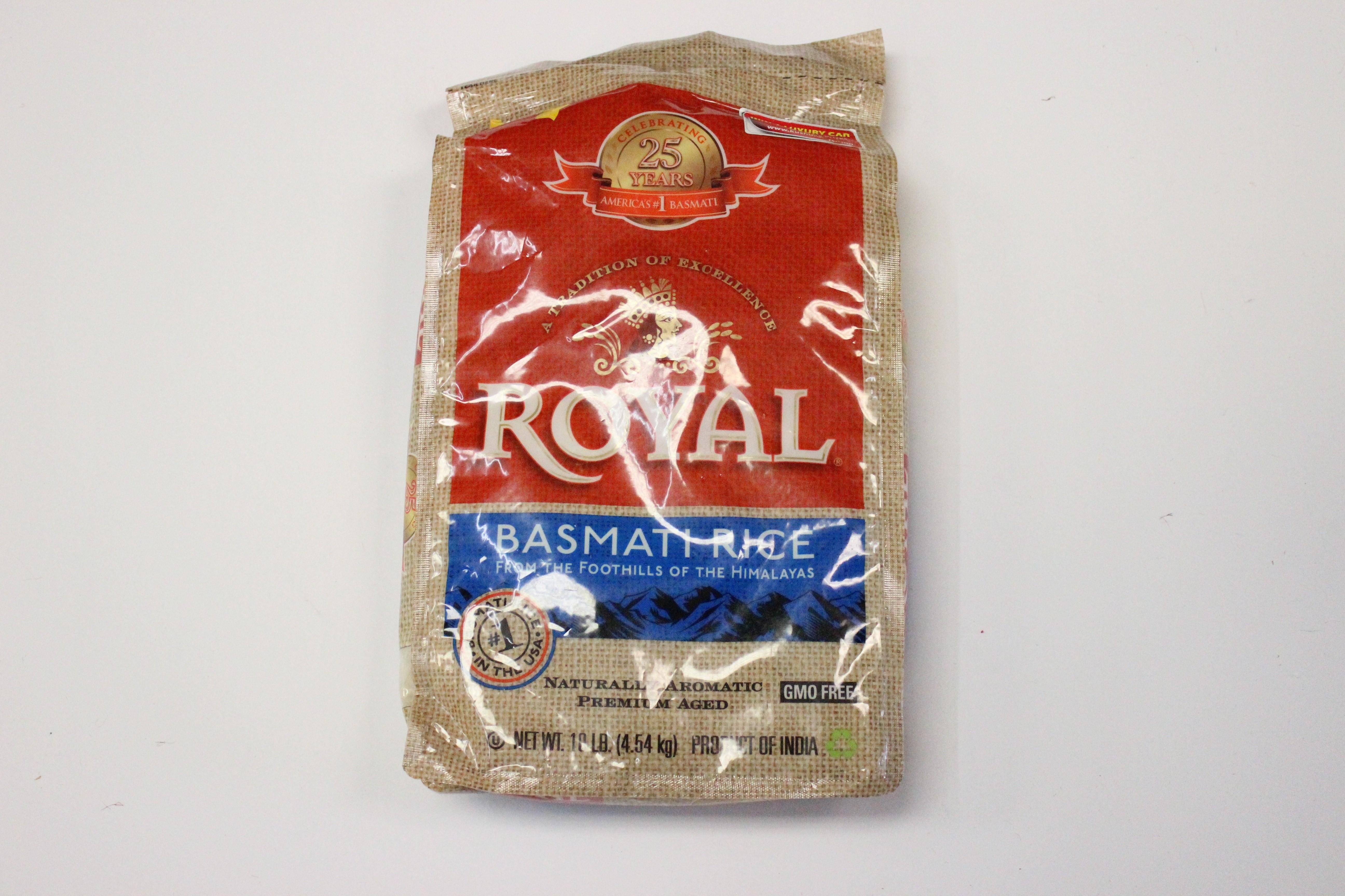 Royal Basmati Rice 10lb