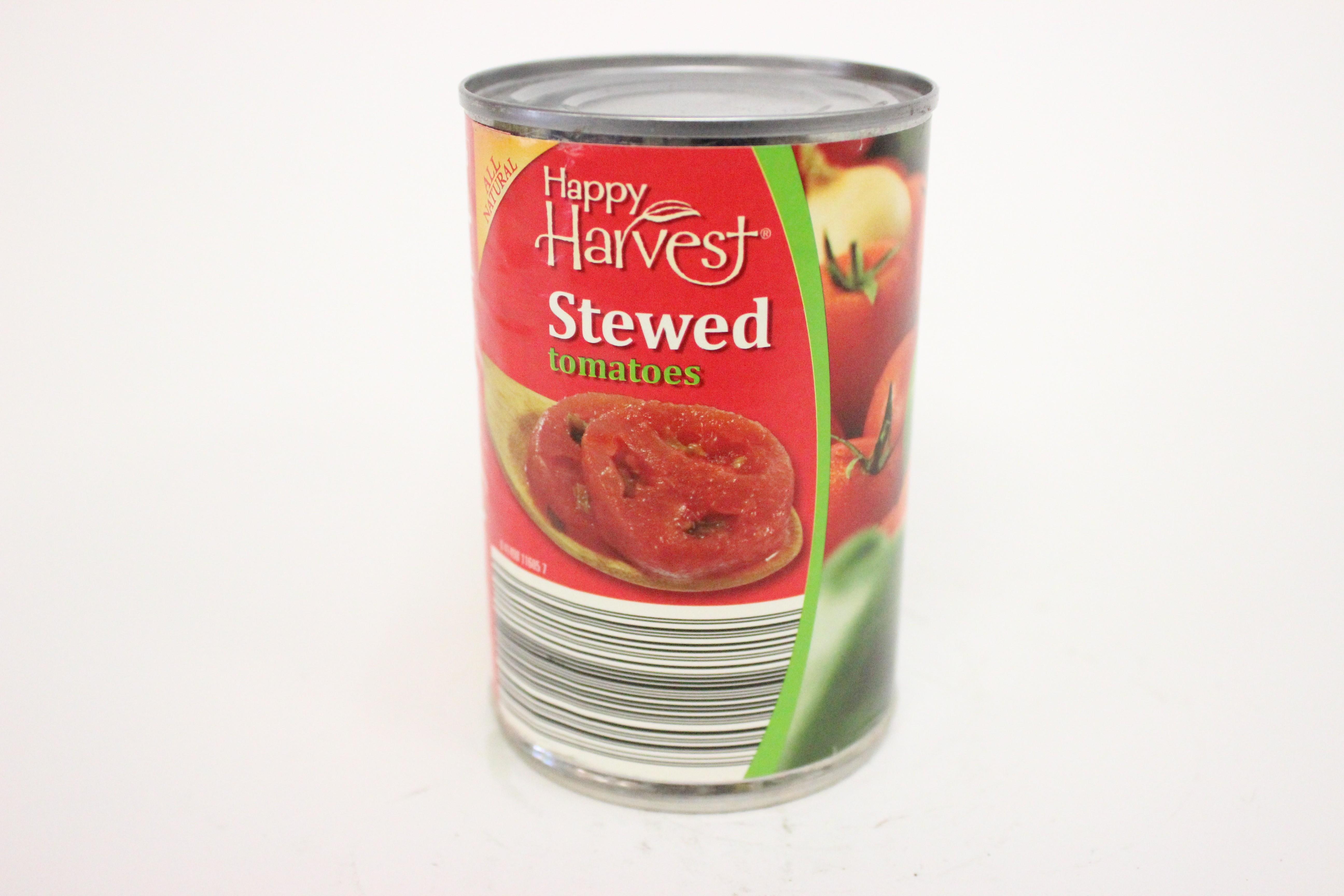 Happy Harvest Tomato Stewed 14.5 oz