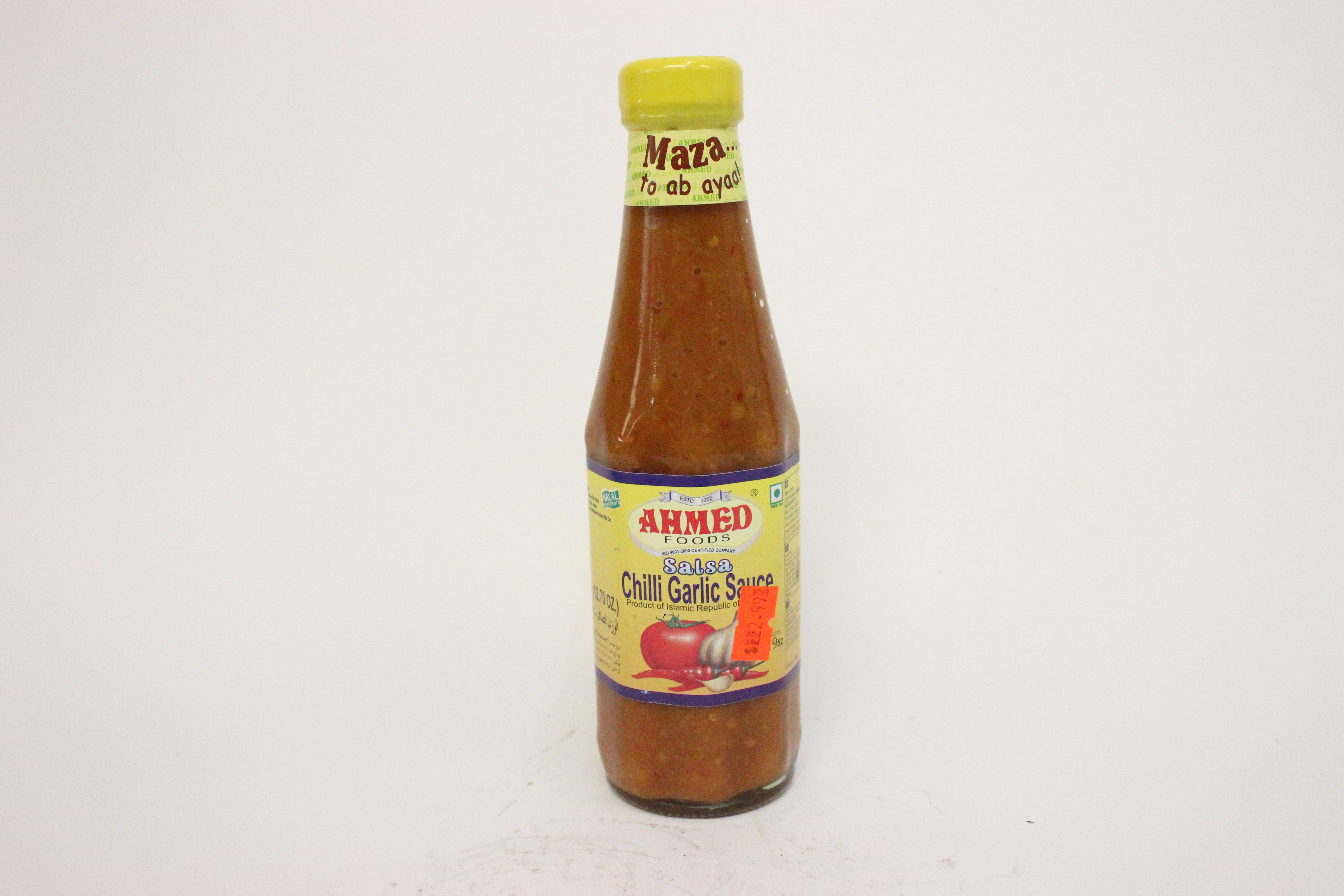 Ahmed Chilli Garlic Sauce 12.70 oz