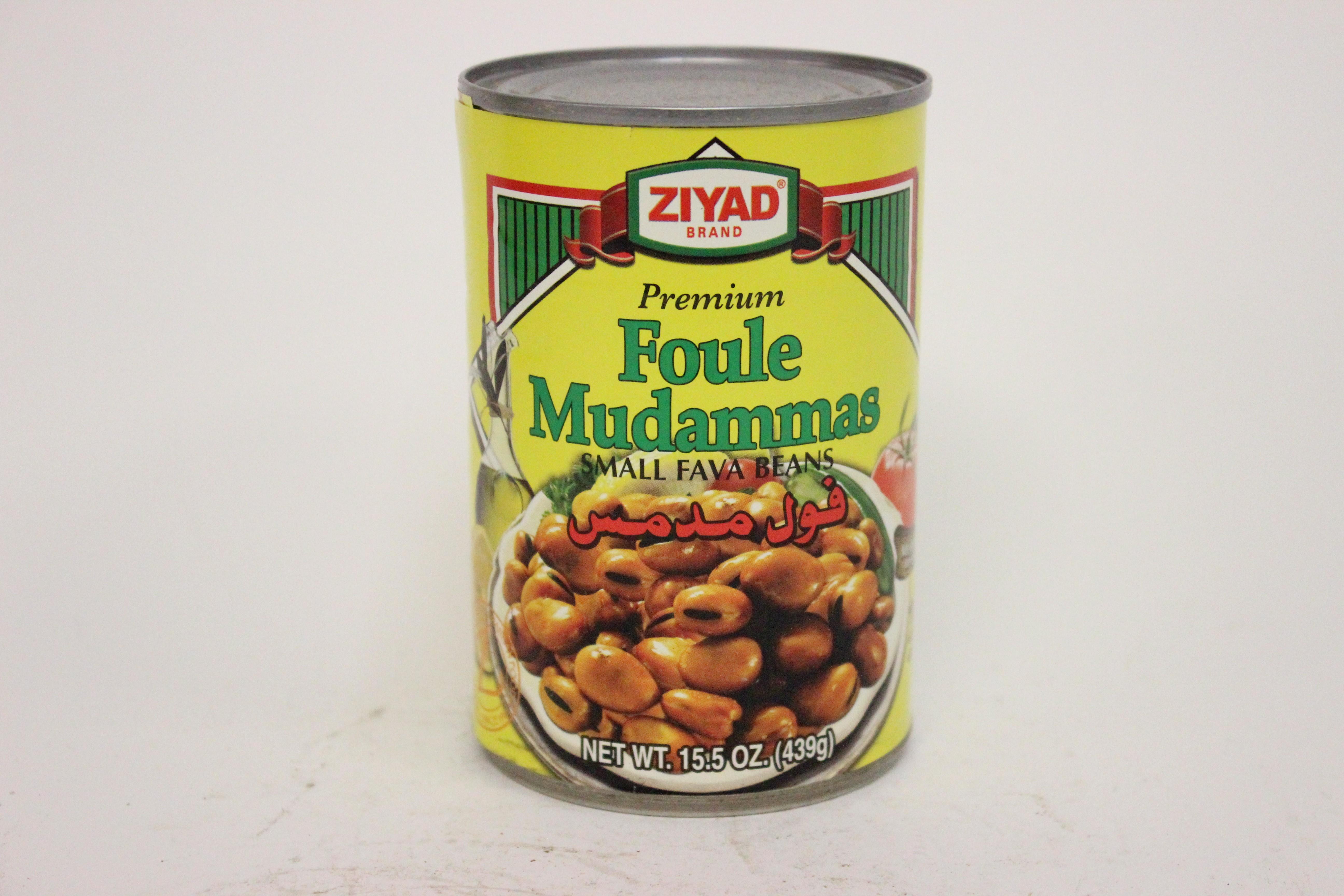 Ziyad Foule Mudammas 15.5 oz