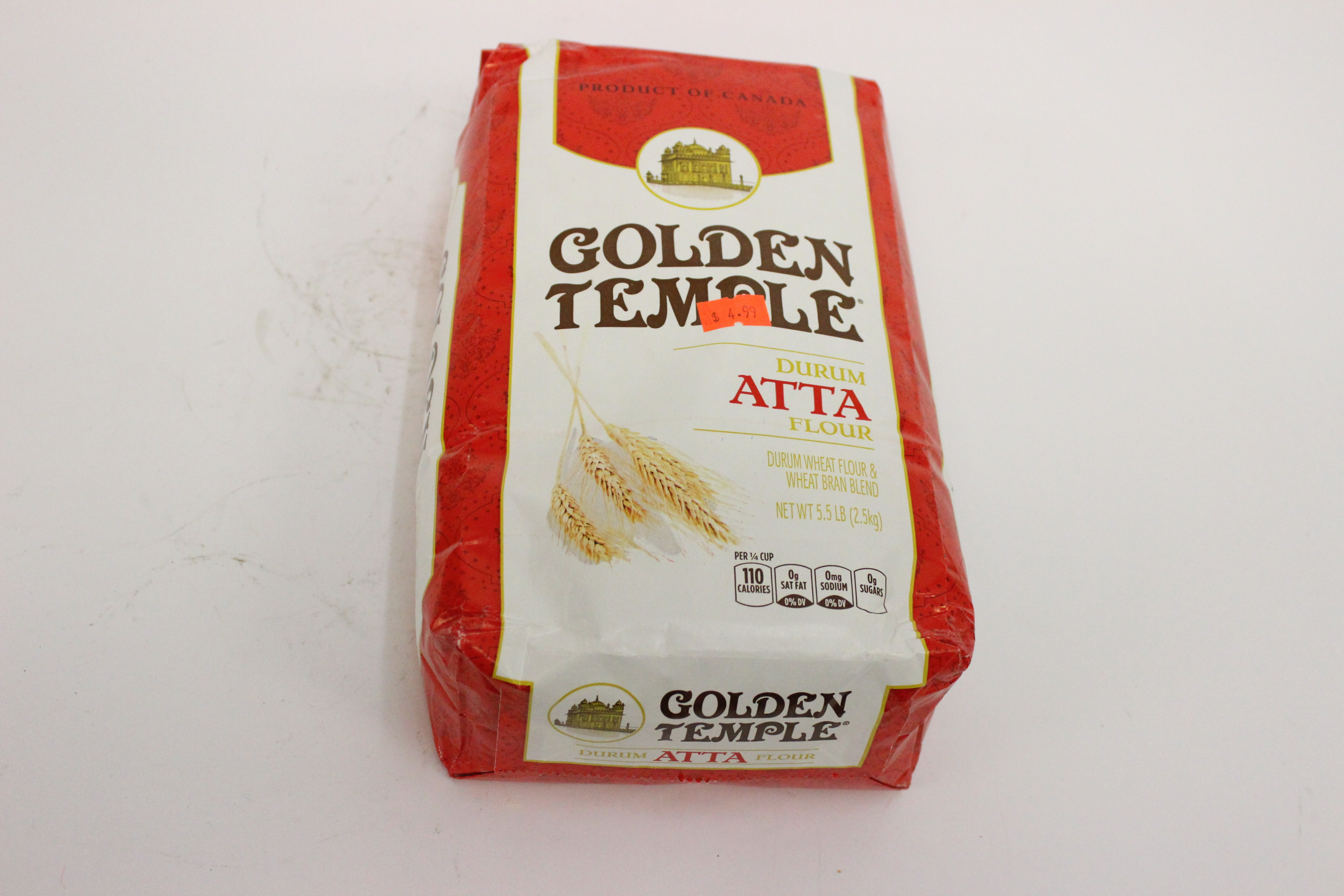 Golden Temple Atta 5.50 lbs