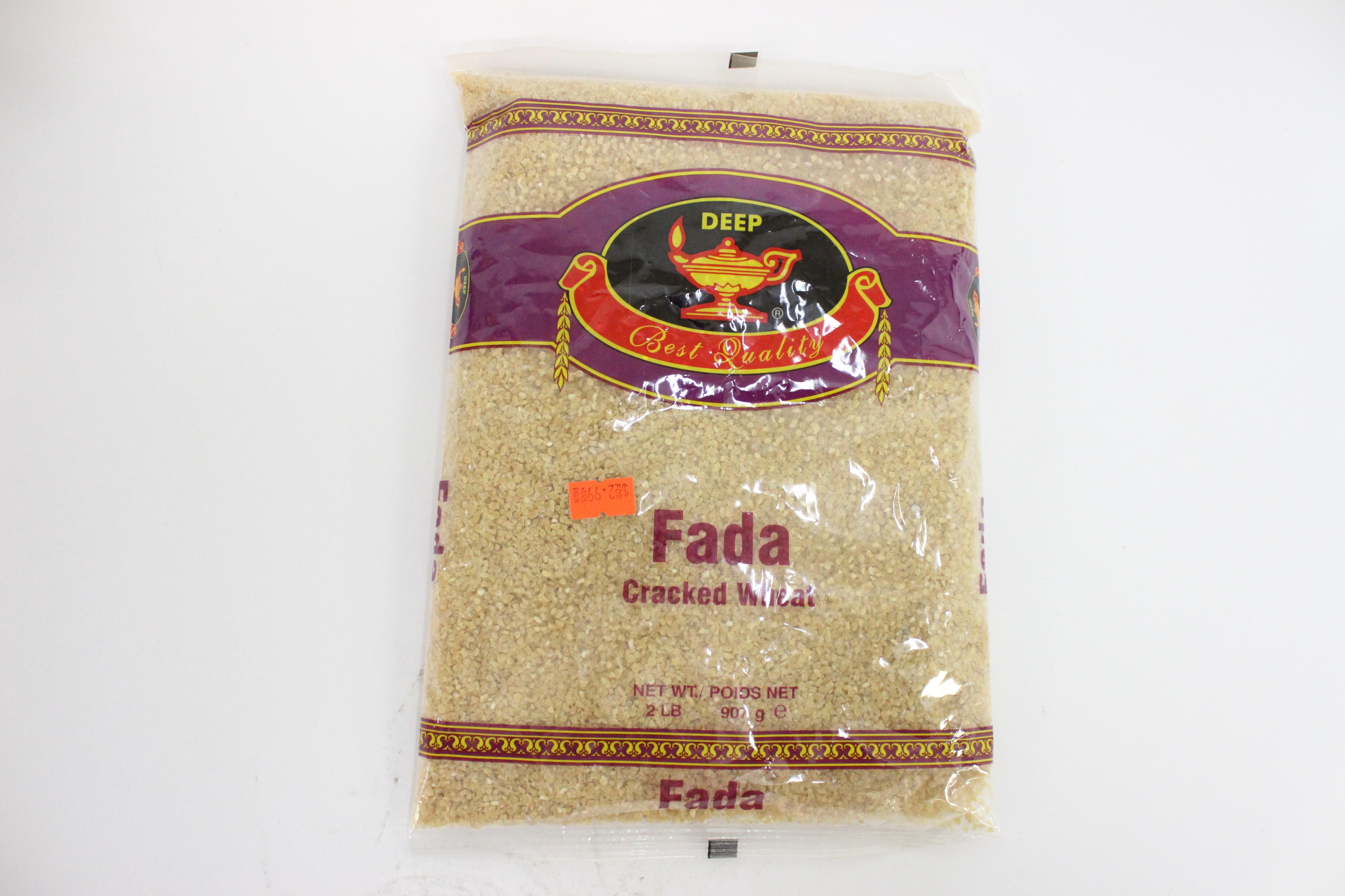 Fada Cracked Wheat 4 lbs