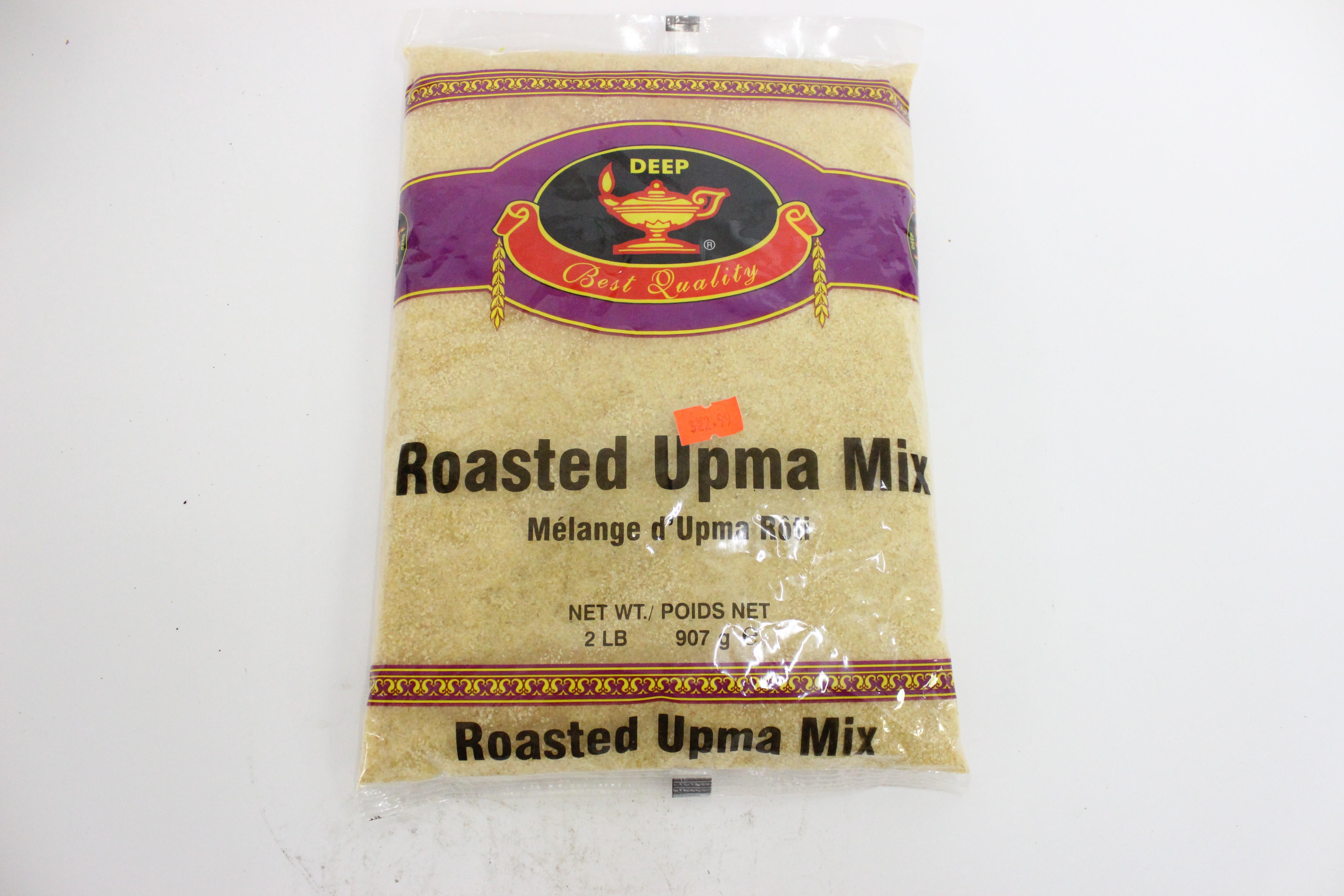 Deep Roasted Upma Mix 2 lbs