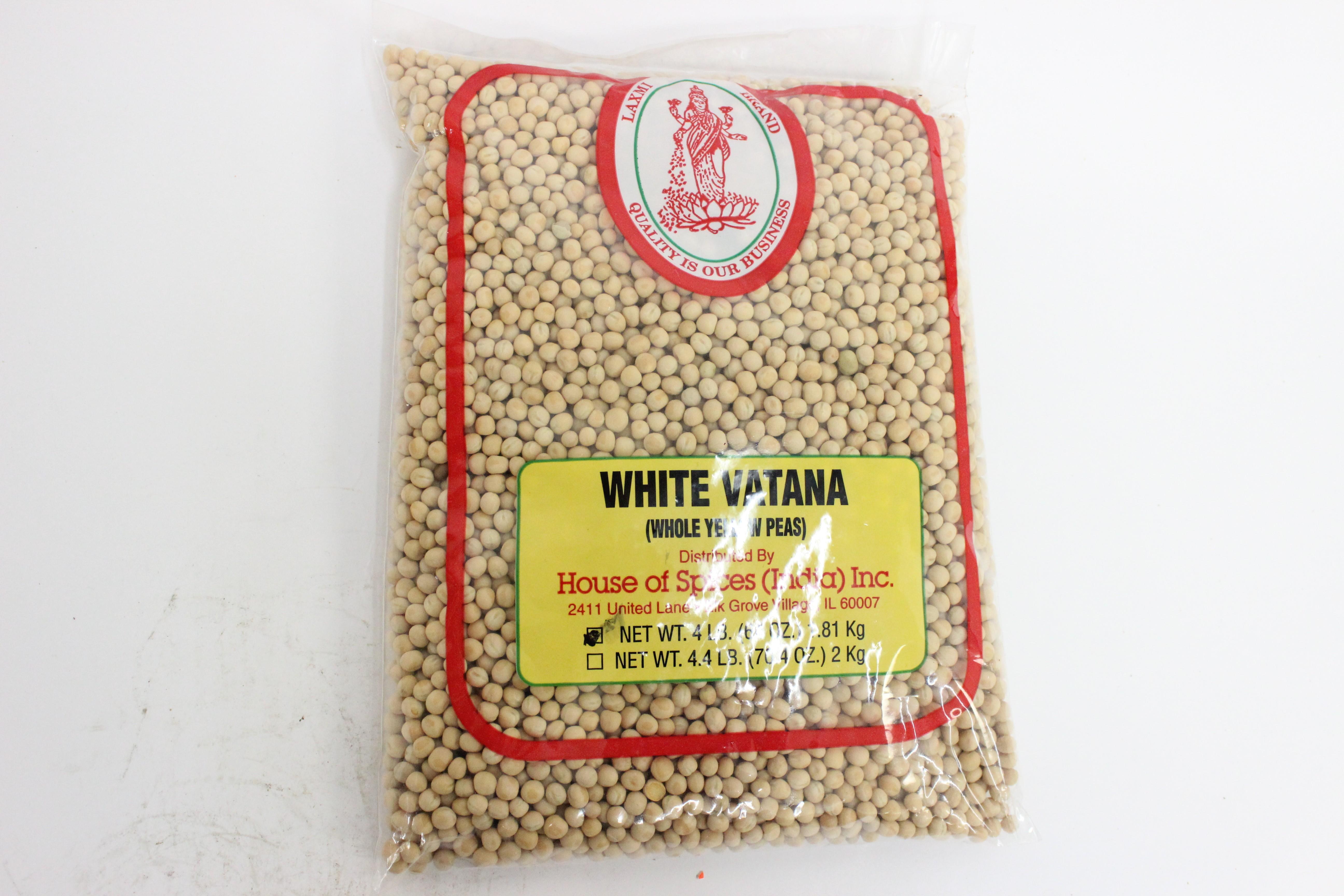 Vatana White 4 lbs